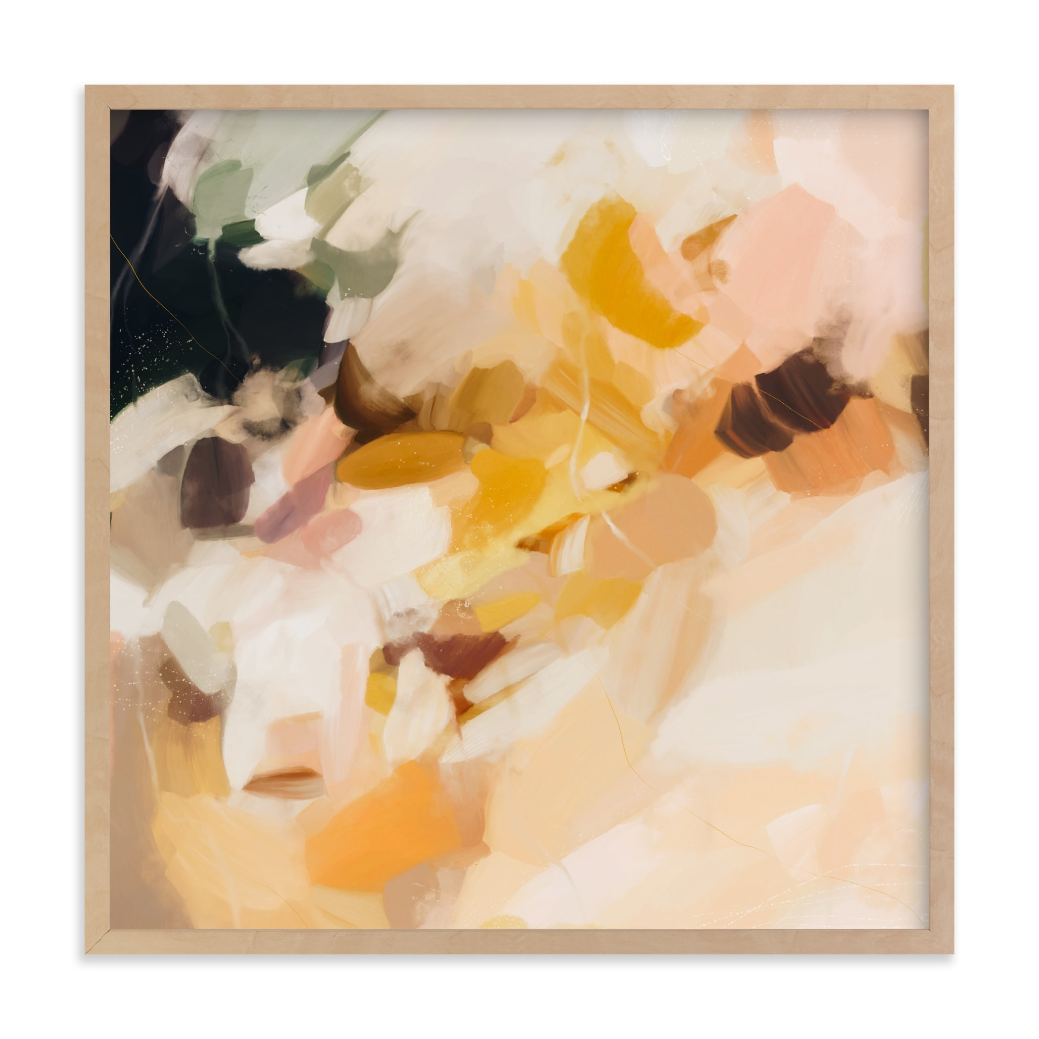 This is a yellow art by Parima Studio called Emberley.