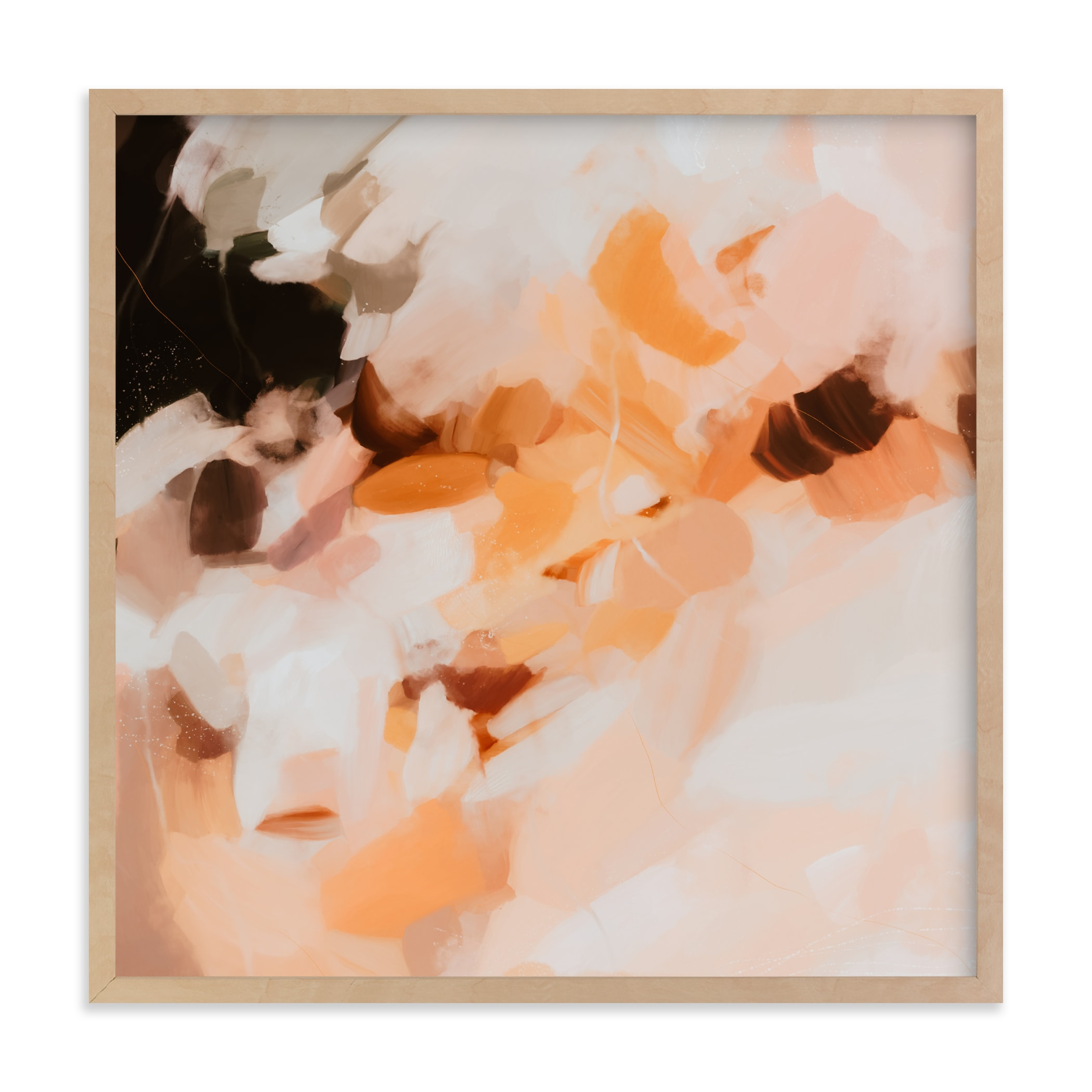 This is a brown art by Parima Studio called Emberley.