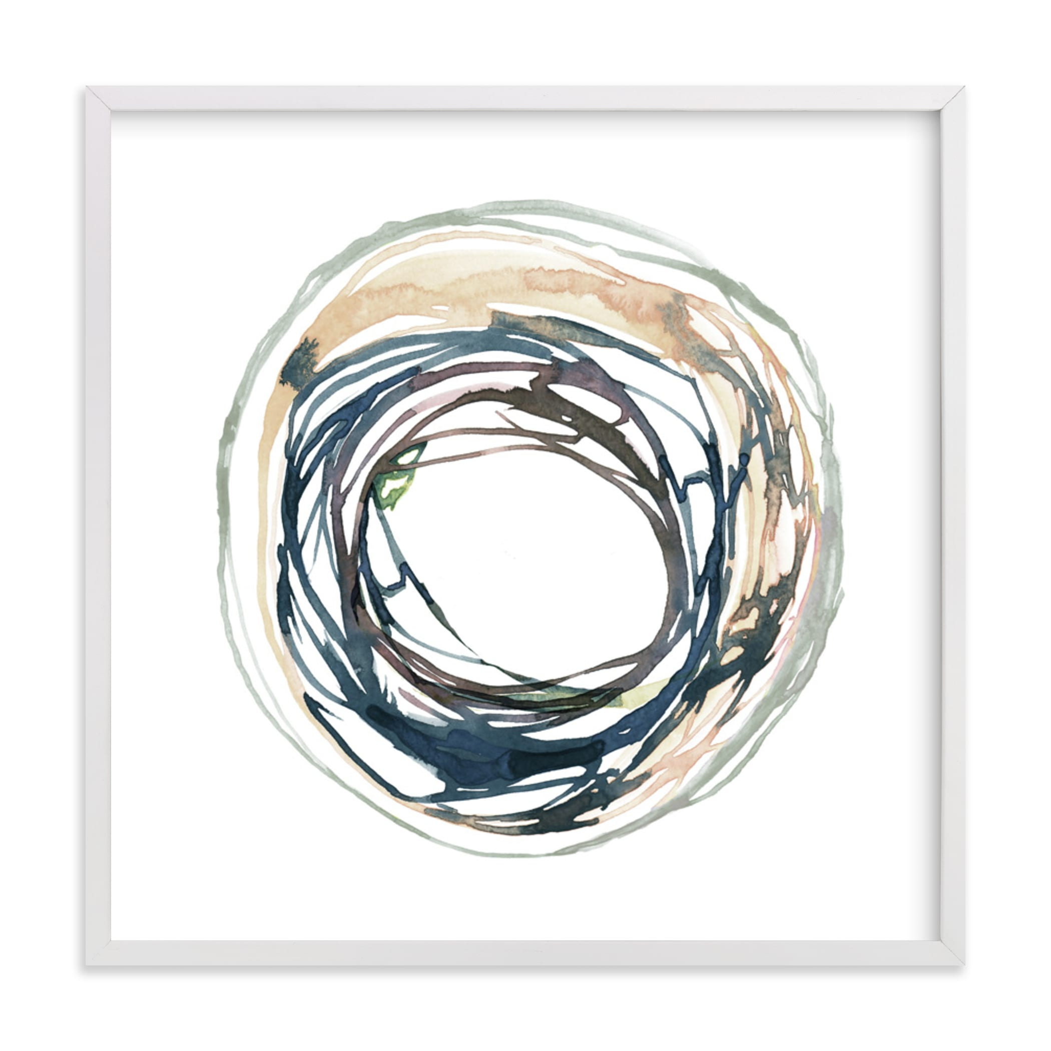 """""""Soma"""" - Limited Edition Art Print by Kelly Ventura in beautiful frame options and a variety of sizes."""
