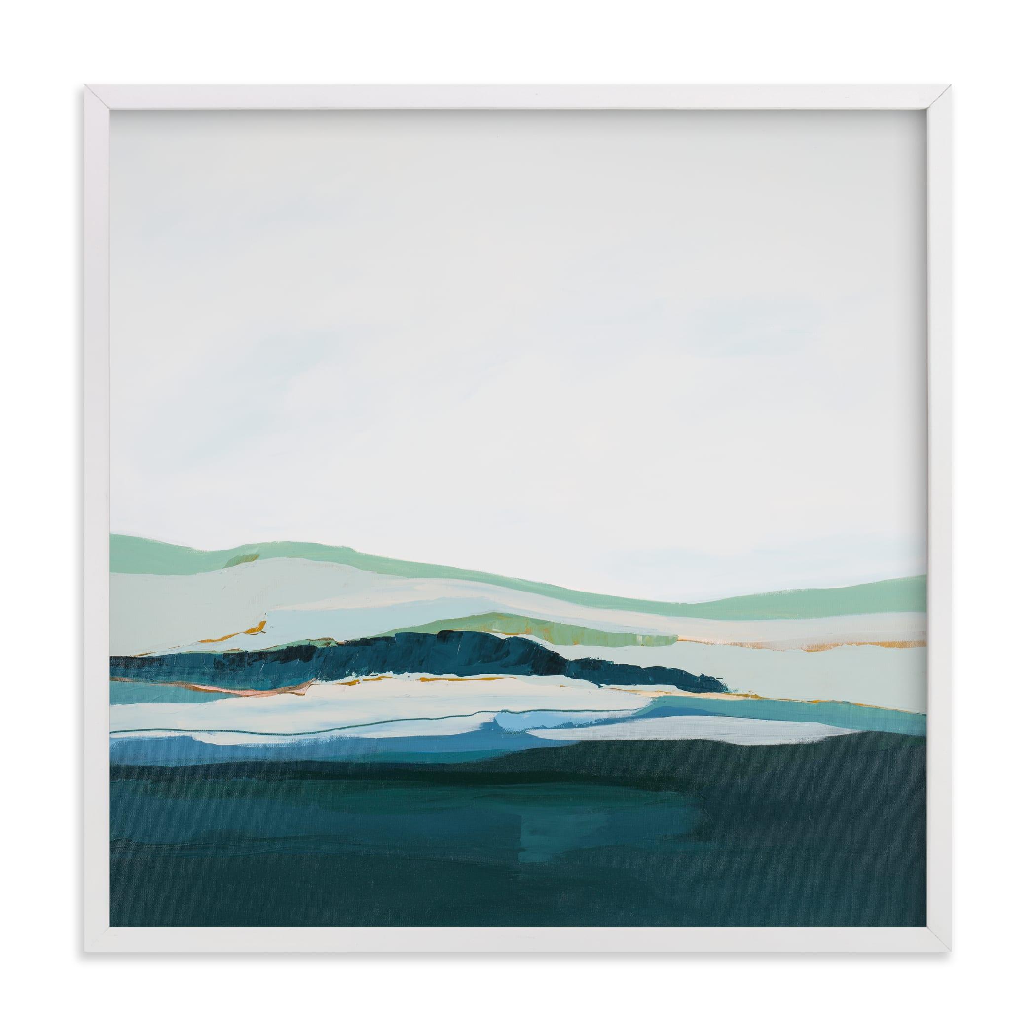 Pacific Seascape Art Print