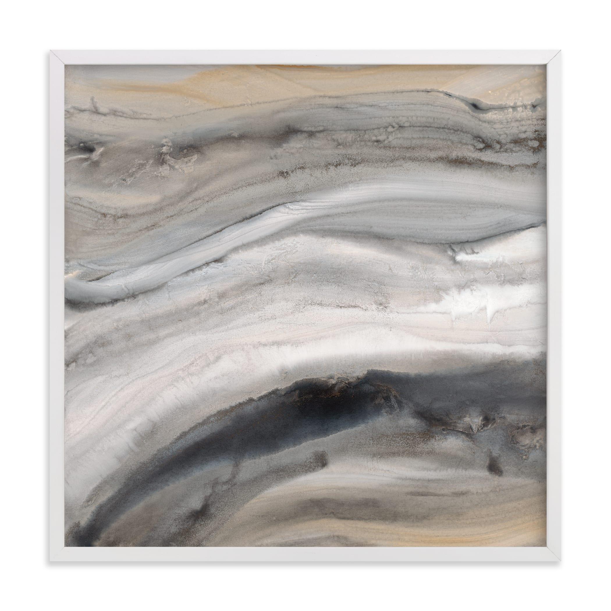 Seafall Art Print