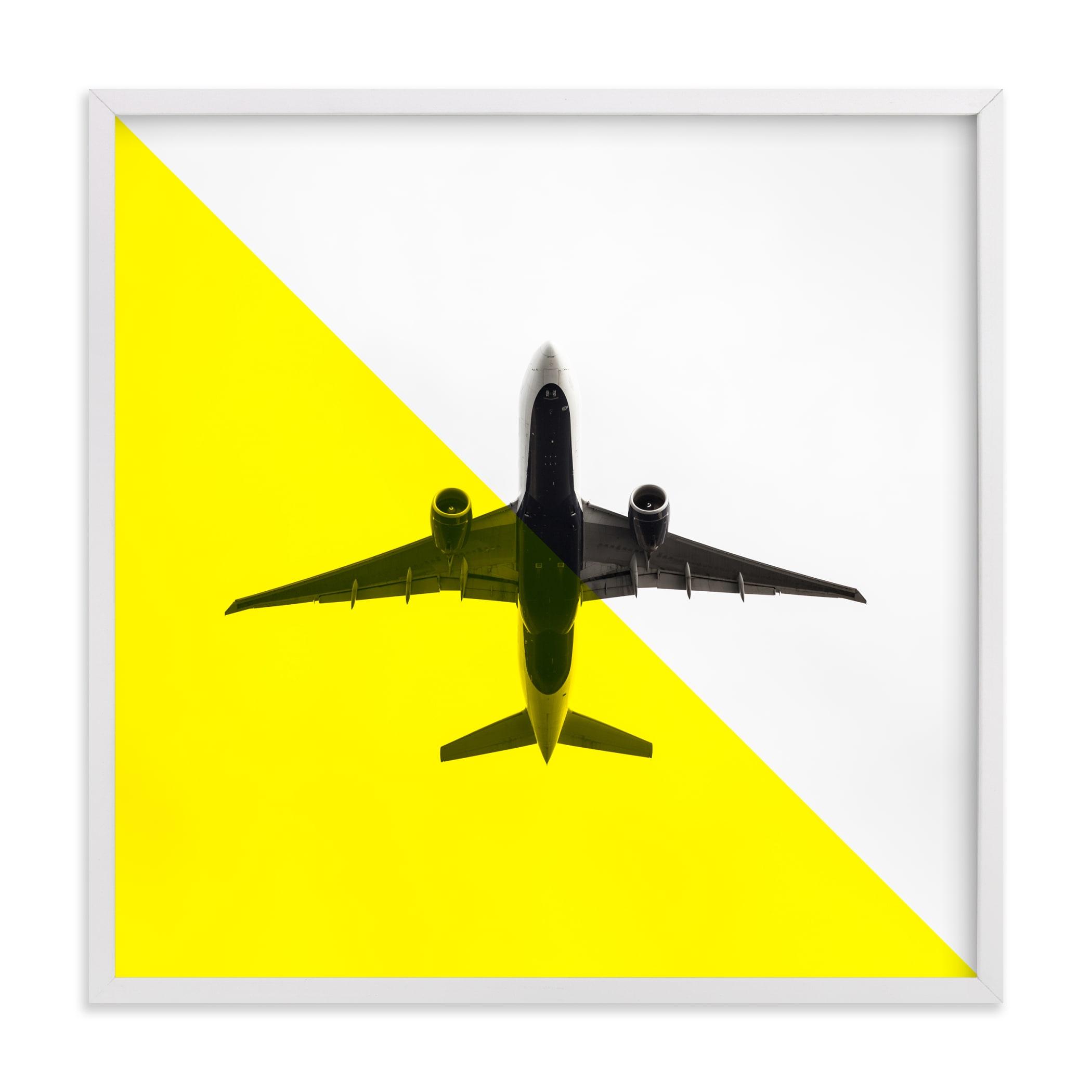 Flyby Children's Art Print