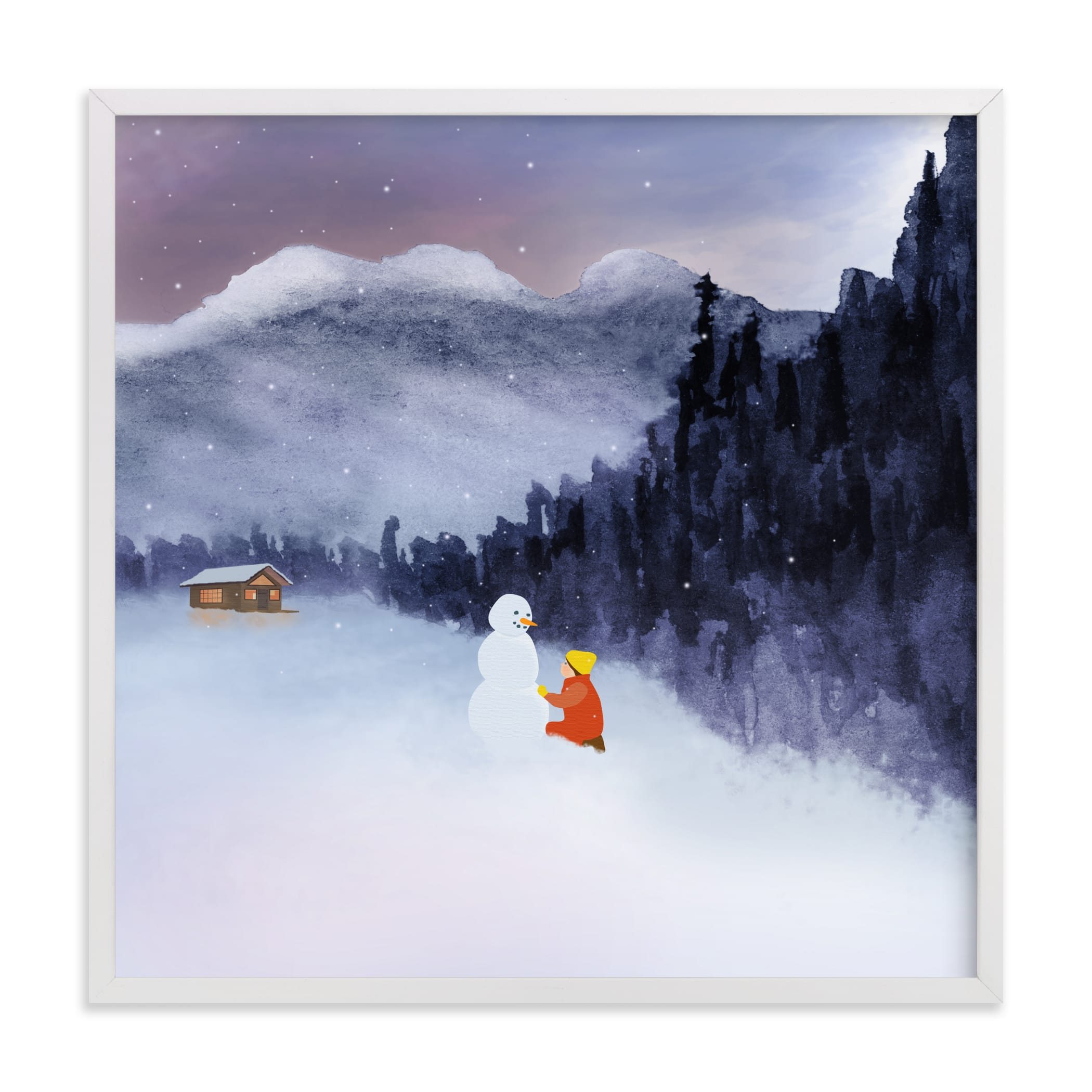 """""""Seasons Magic"""" by Shannon in beautiful frame options and a variety of sizes."""