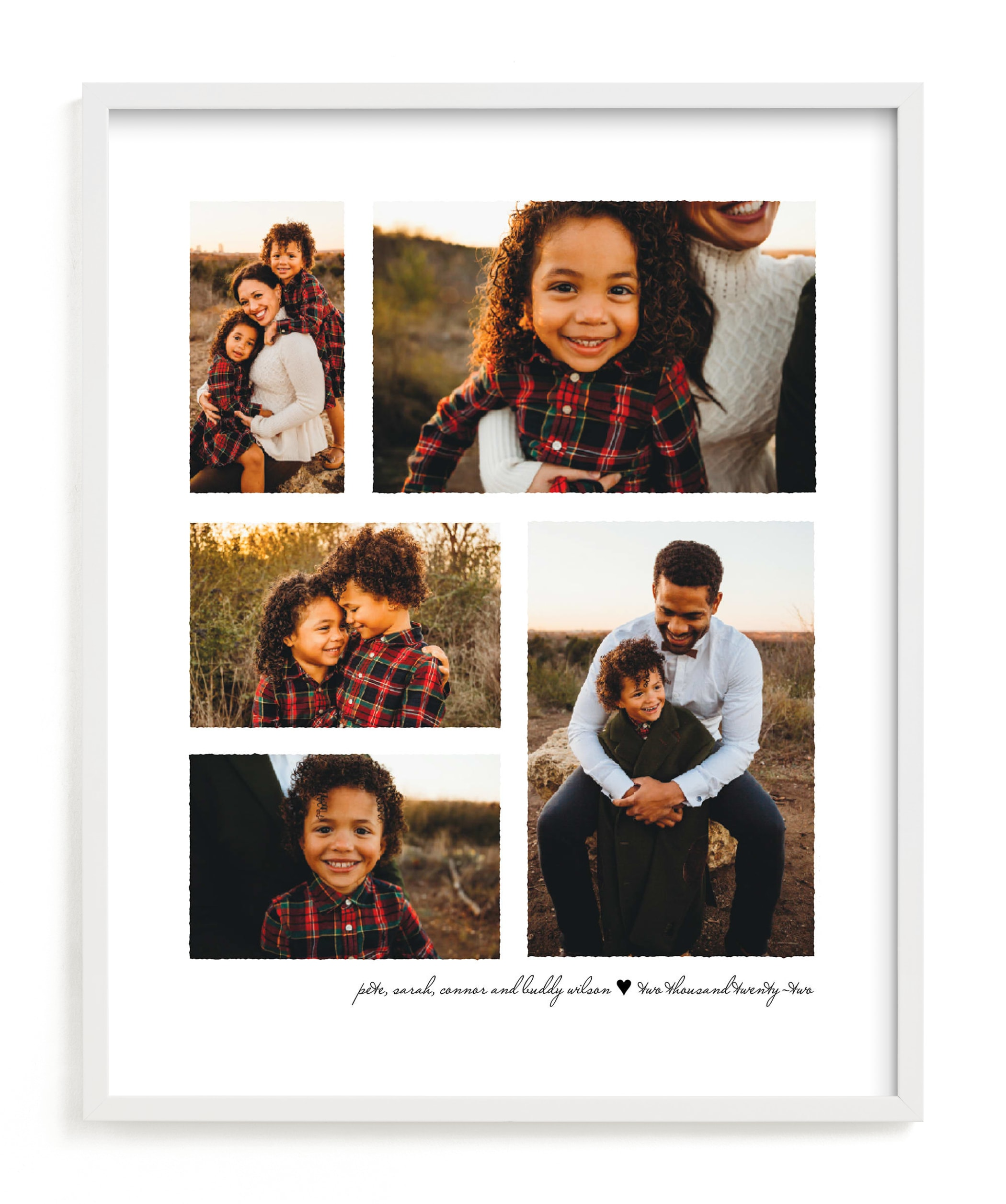 """""""Deckled"""" - Custom Photo Art Print by Up Up Creative in beautiful frame options and a variety of sizes."""