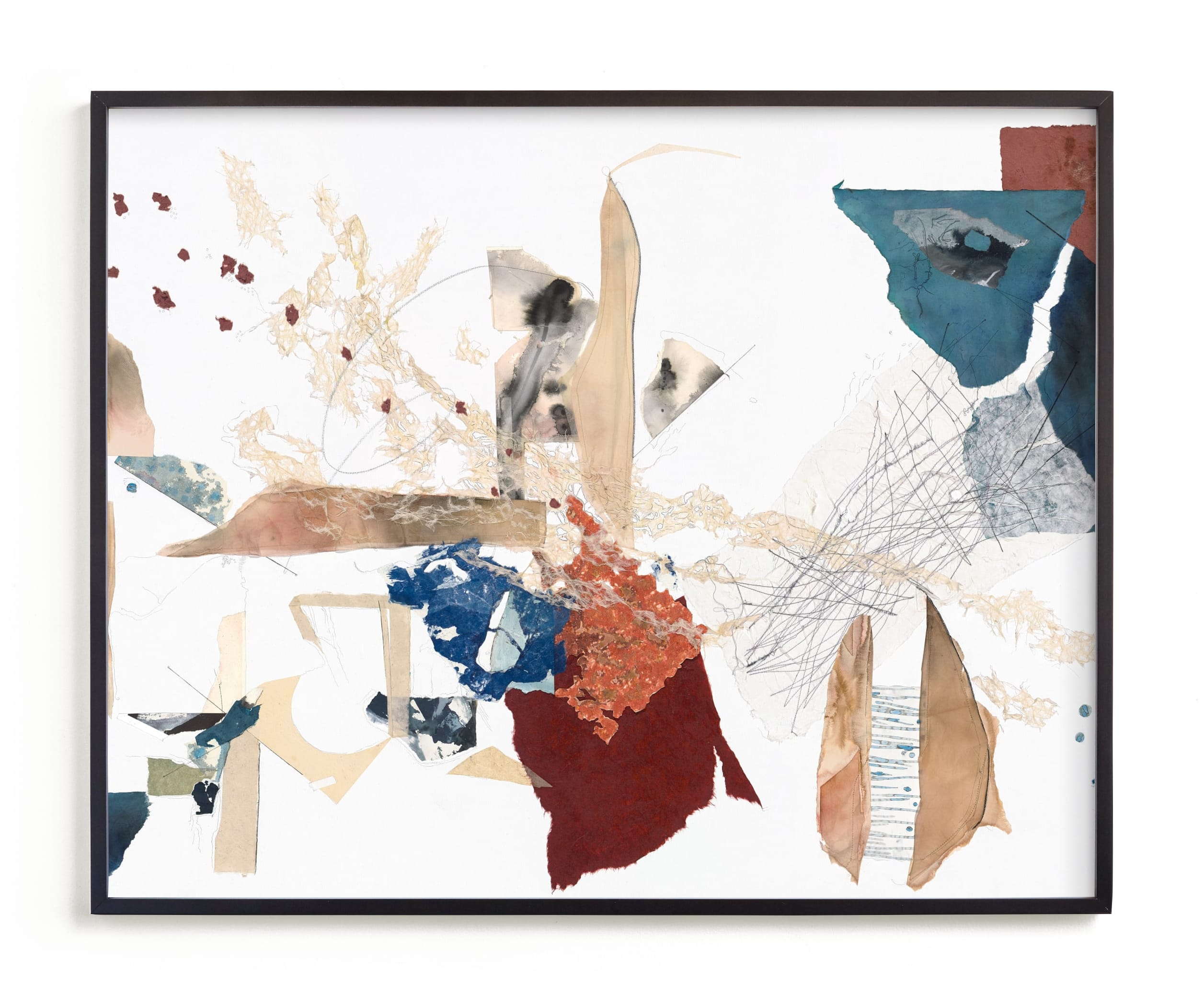 """Emily's Mark"" - Limited Edition Art Print by Dworkin Leishman in beautiful frame options and a variety of sizes."