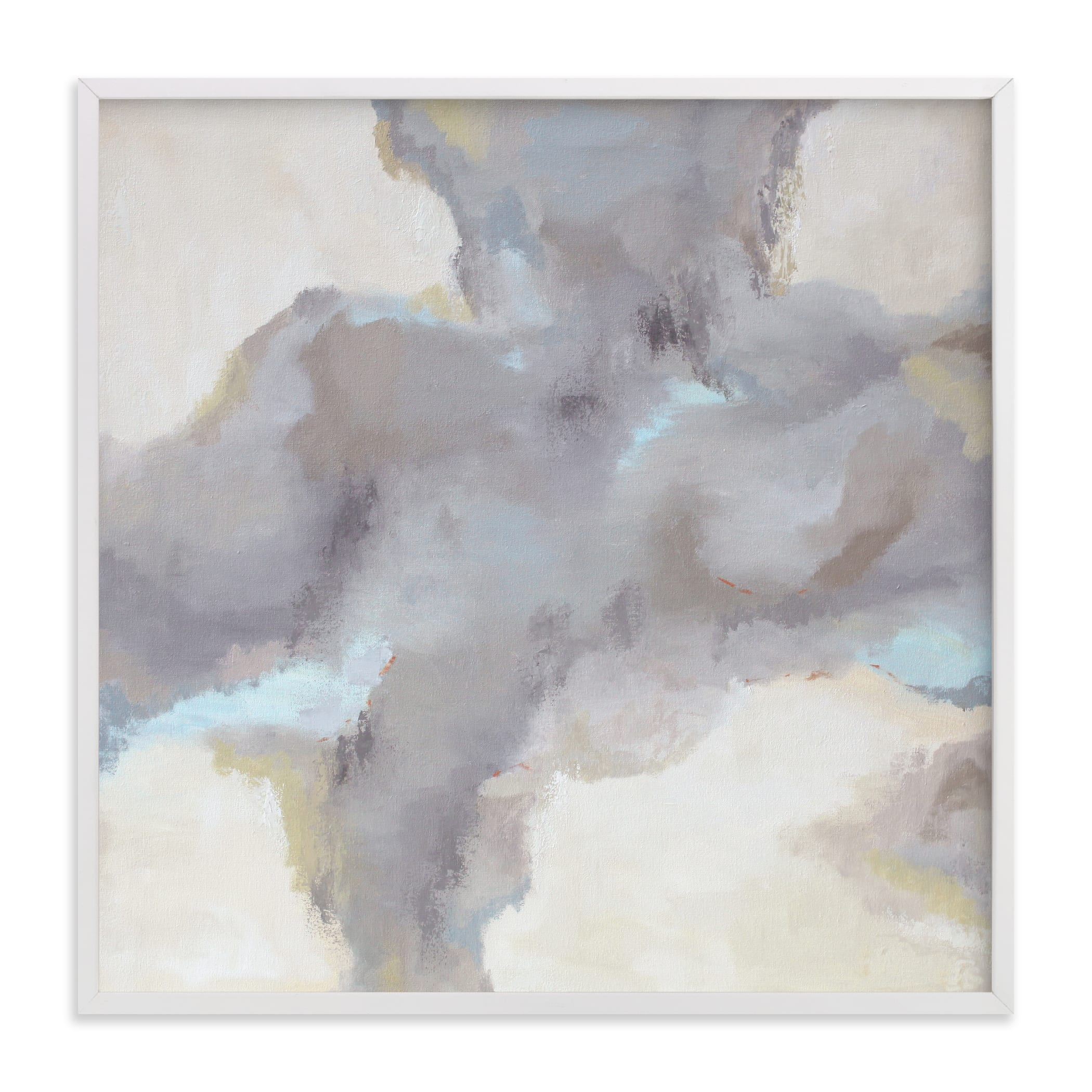 """Cloud View"" - Limited Edition Art Print by Owen Design Studio in beautiful frame options and a variety of sizes."