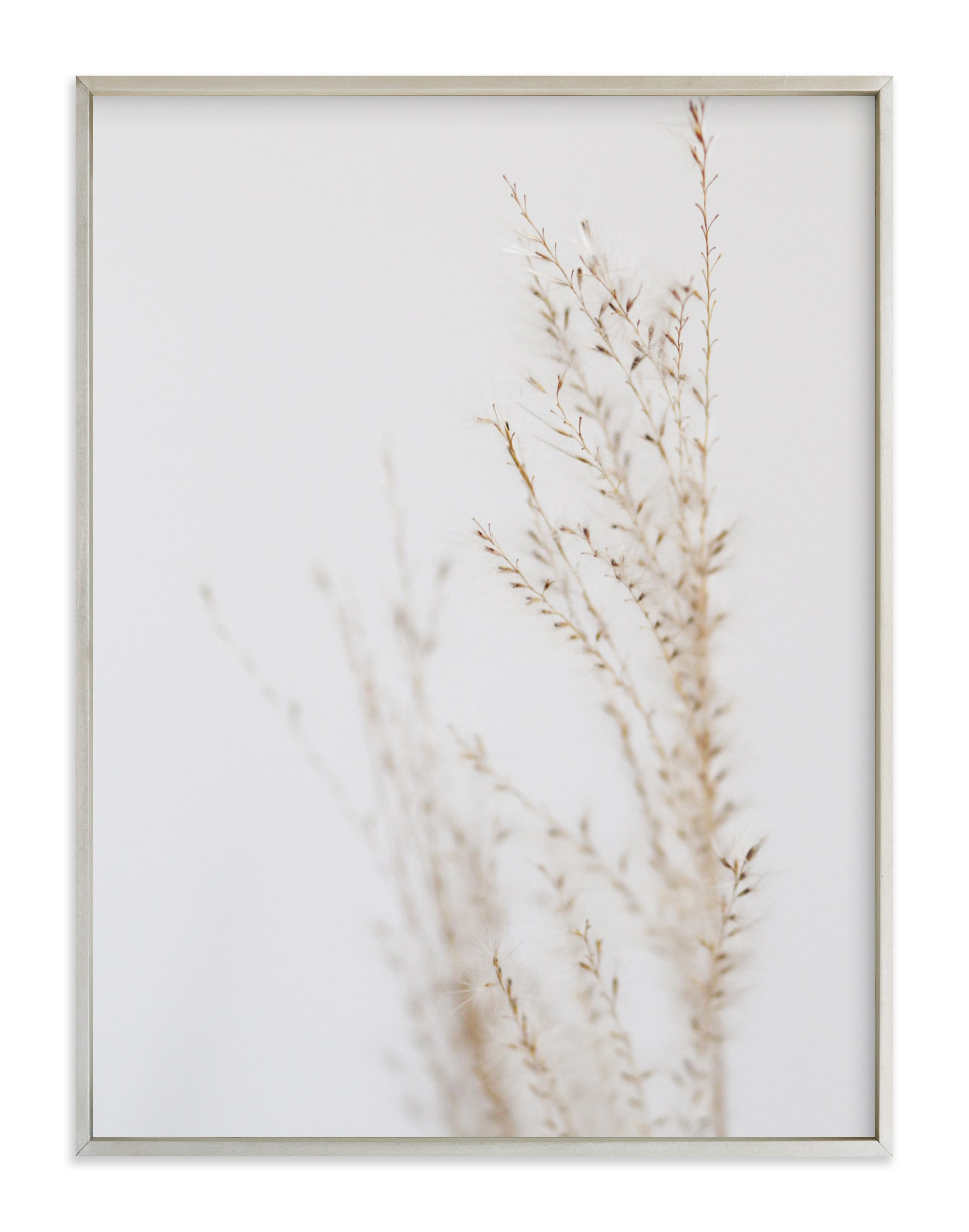 """""""ghosted neutrals 3"""" - Limited Edition Art Print by Baumbirdy in beautiful frame options and a variety of sizes."""