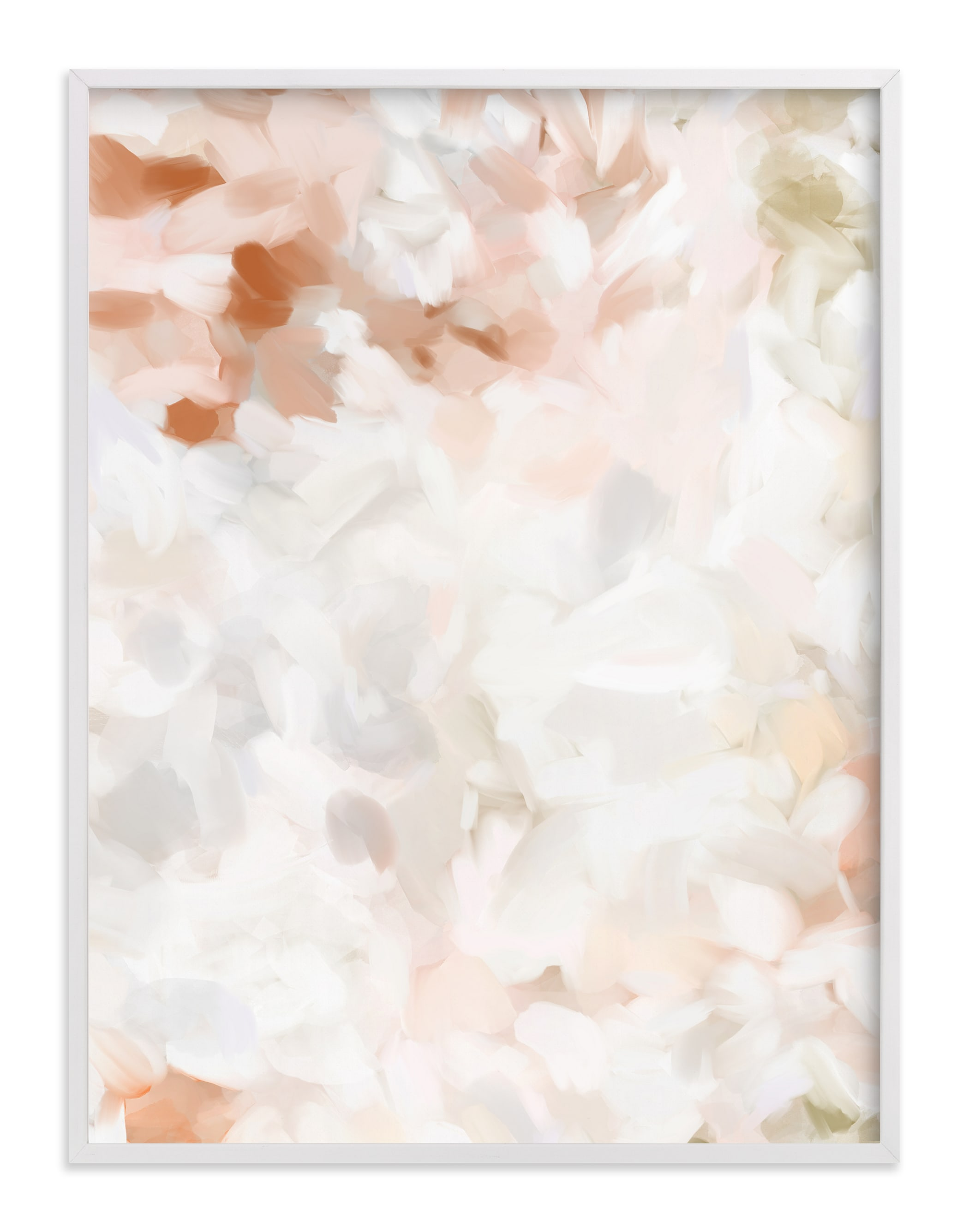 """""""Whispered 2"""" - Limited Edition Art Print by Melanie Severin in beautiful frame options and a variety of sizes."""