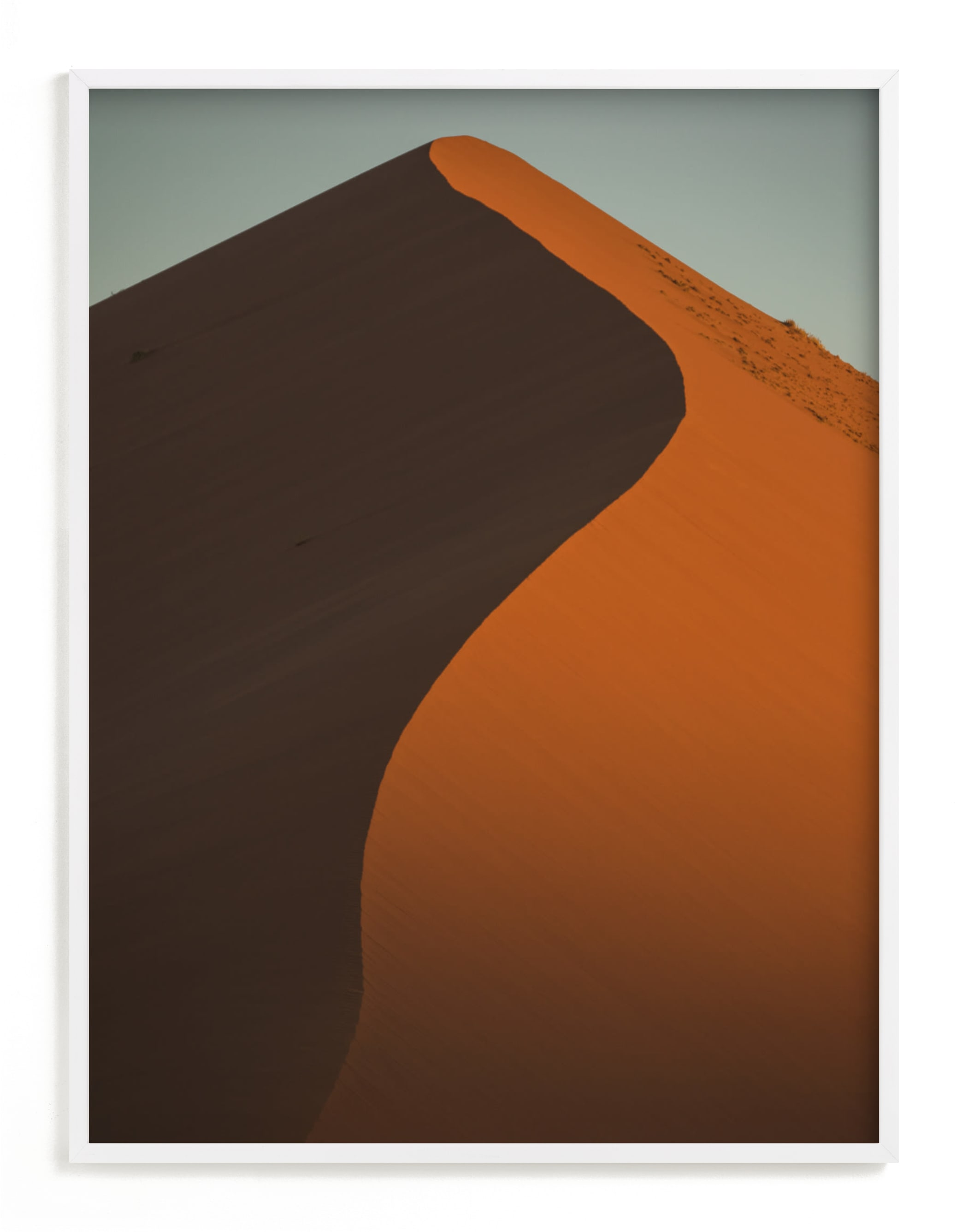 """Dunes of Africa"" - Limited Edition Art Print by Benno and Noosa in beautiful frame options and a variety of sizes."
