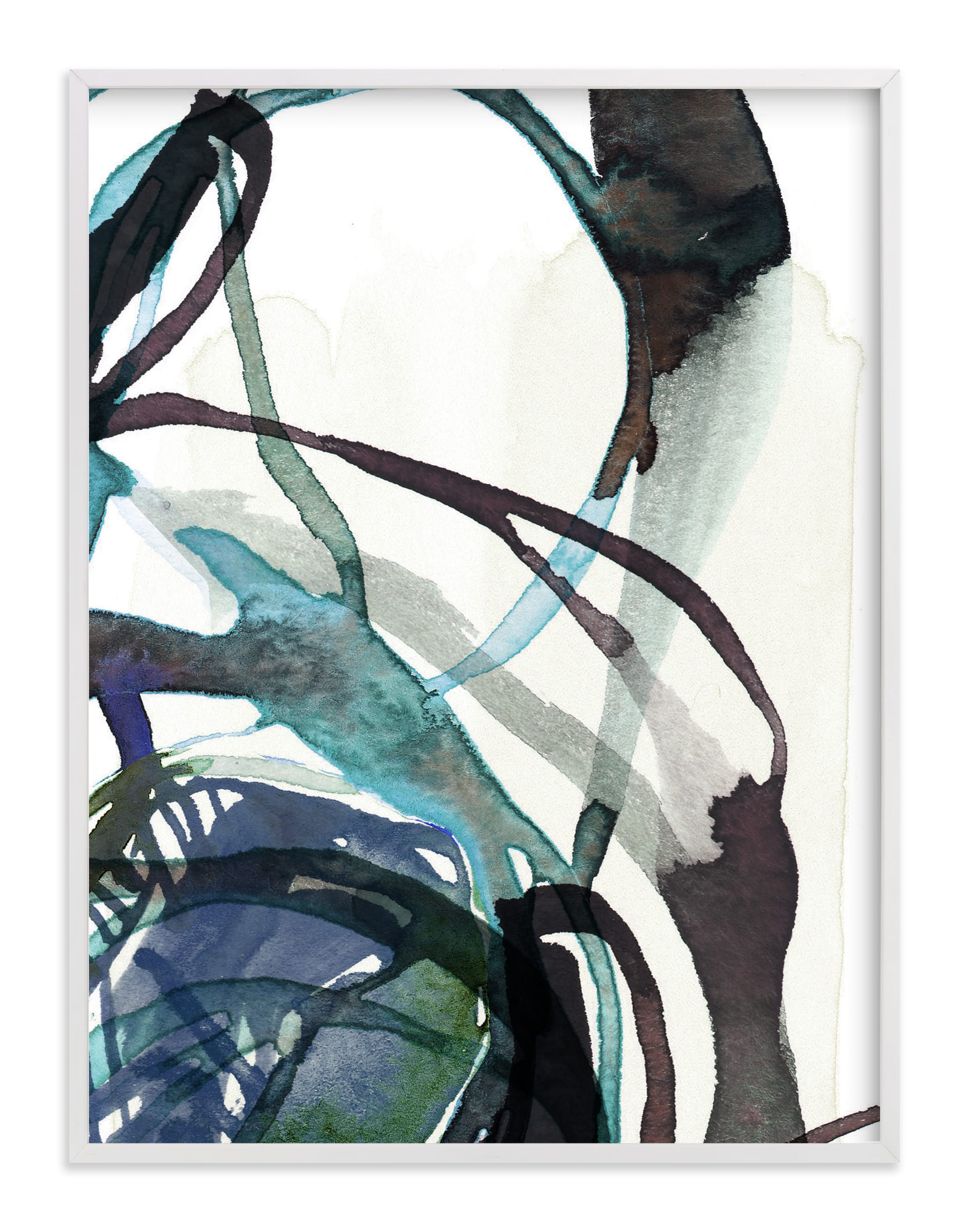 """""""cera no 1"""" - Limited Edition Art Print by Kelly Ventura in beautiful frame options and a variety of sizes."""