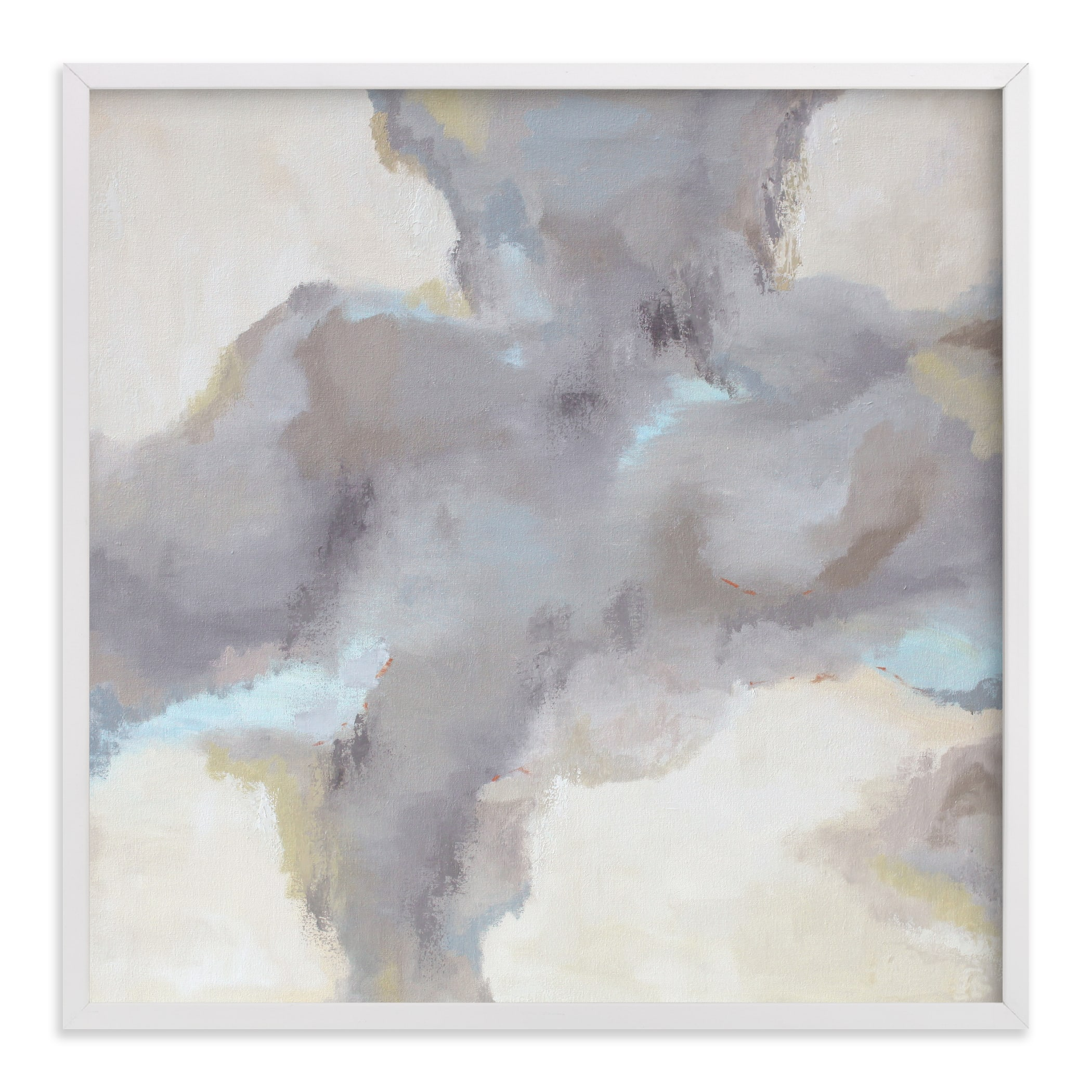 """""""Cloud View"""" - Limited Edition Art Print by Owen Design Studio in beautiful frame options and a variety of sizes."""