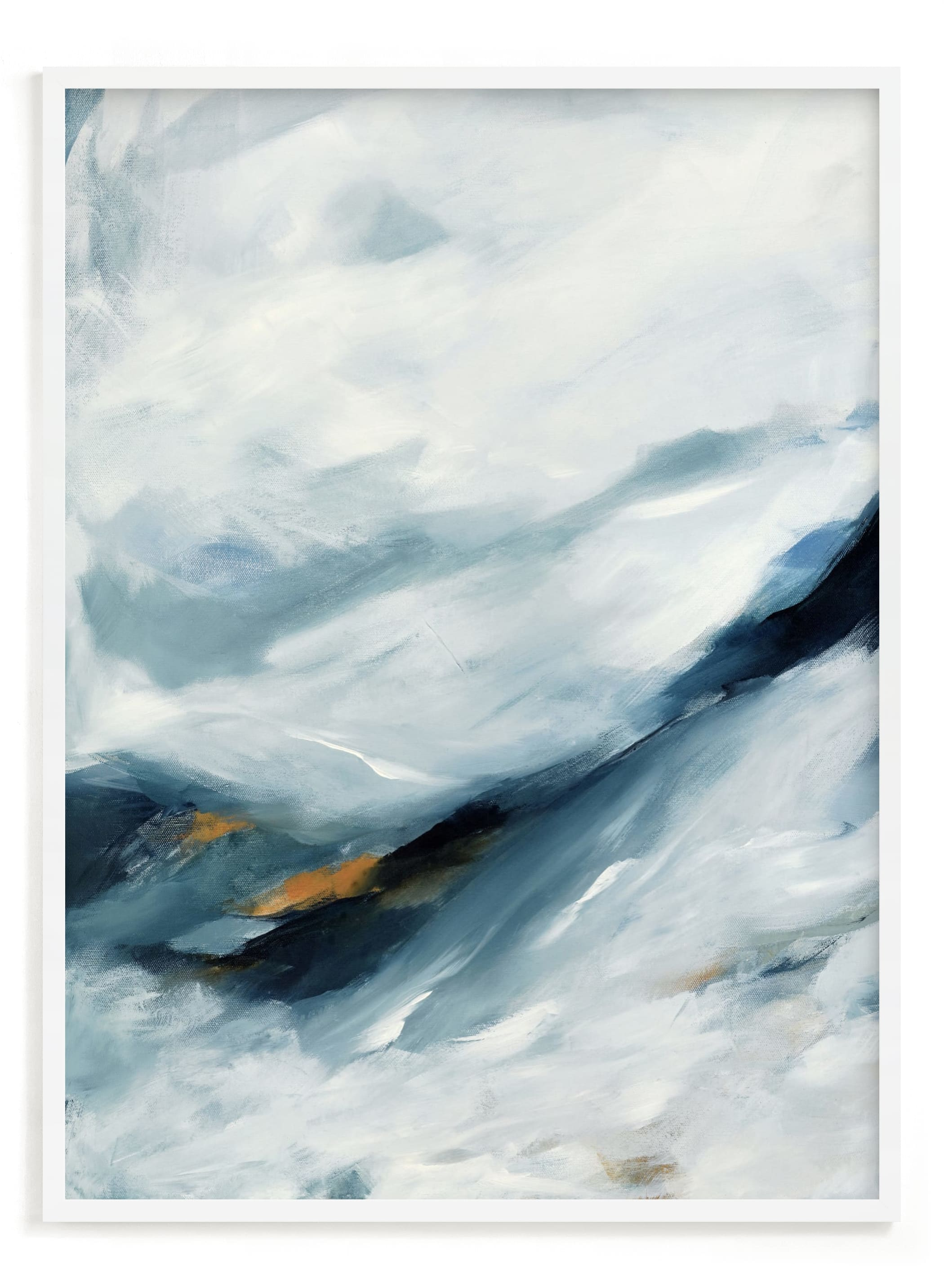 """""""The Ring Road"""" - Art Print by Mya Bessette in beautiful frame options and a variety of sizes."""