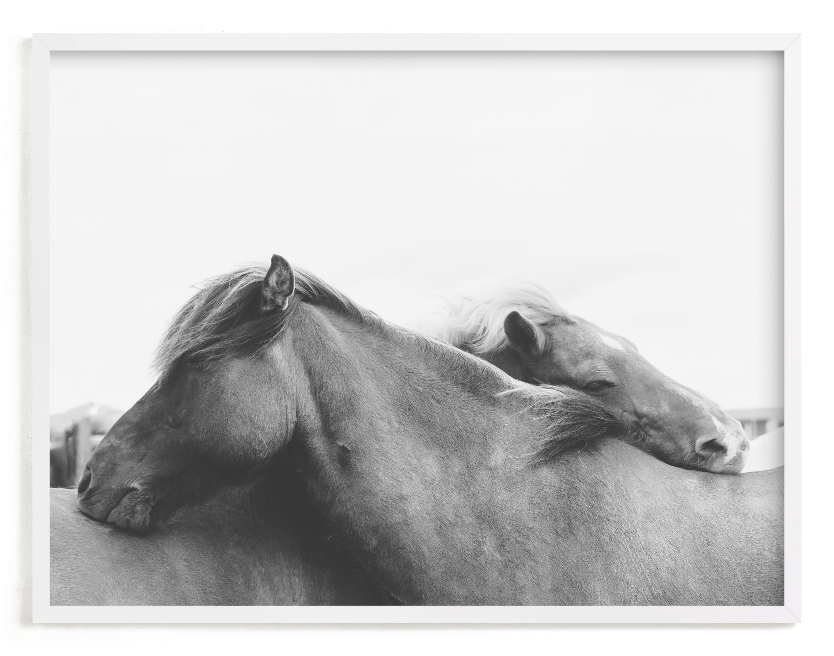 """""""Always"""" - Limited Edition Art Print by Alicia Abla in beautiful frame options and a variety of sizes."""
