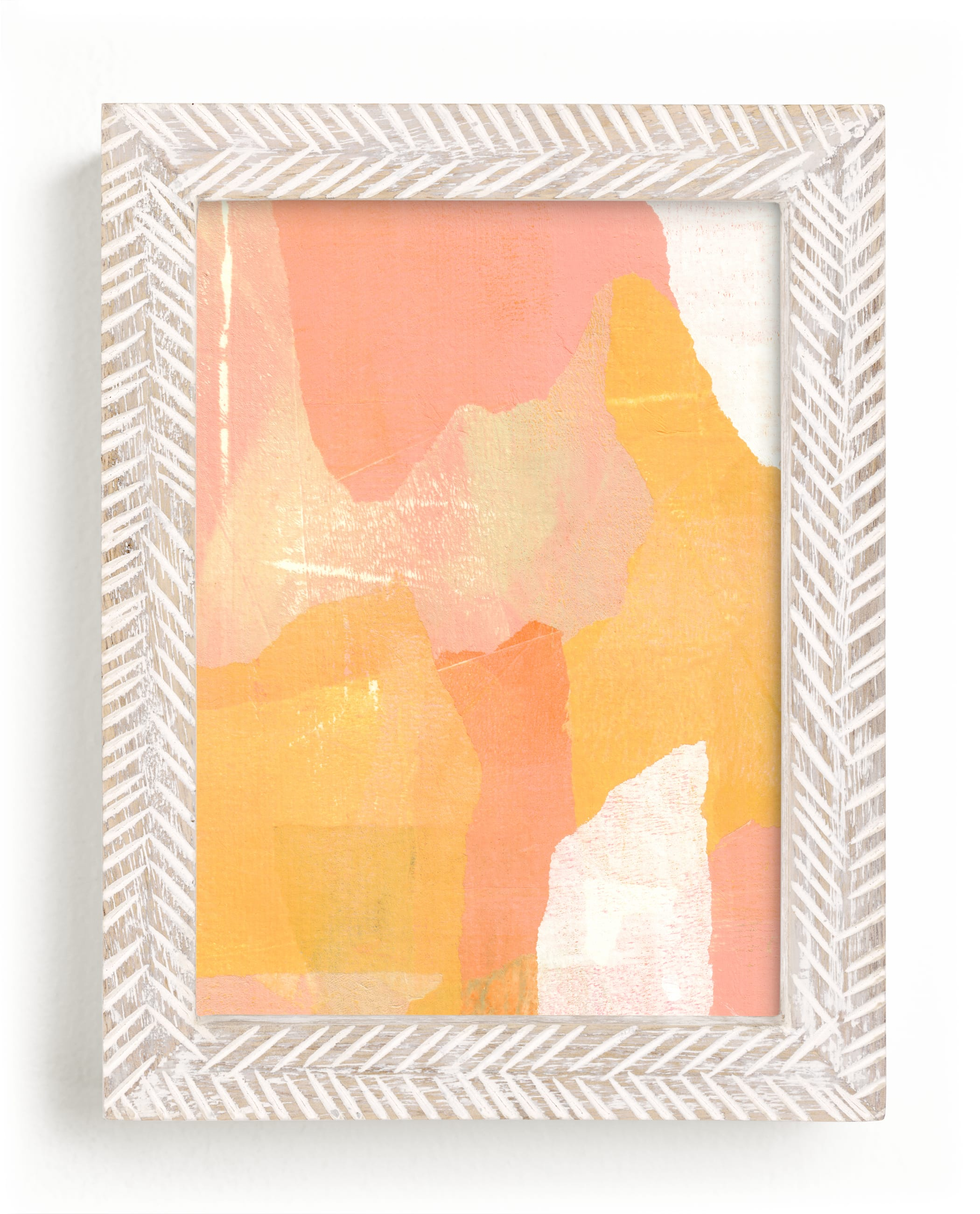 """""""Lazy Day"""" - Limited Edition Art Print by Carrie ONeal in beautiful frame options and a variety of sizes."""