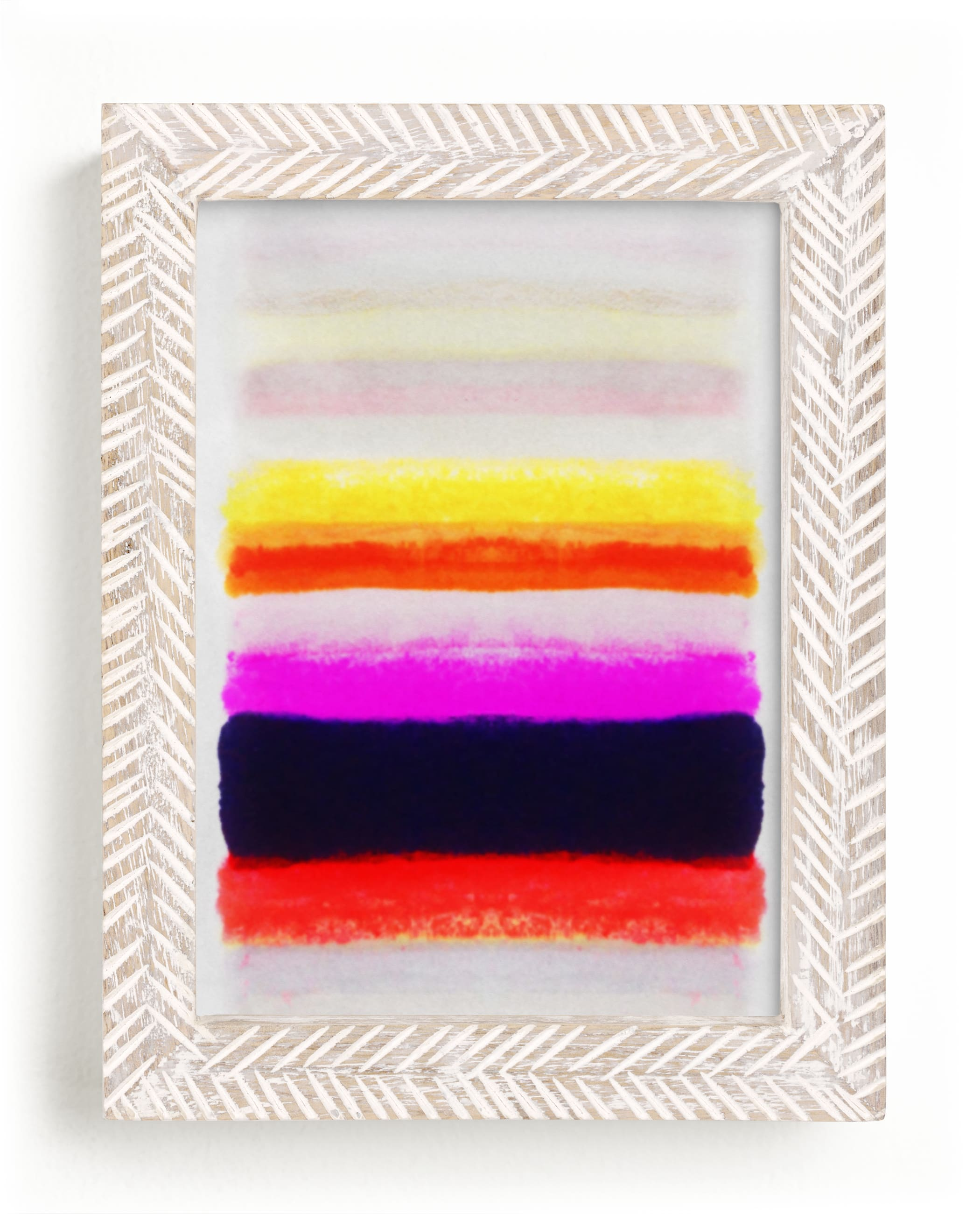 """""""You Know"""" - Limited Edition Art Print by HAPI ART in beautiful frame options and a variety of sizes."""