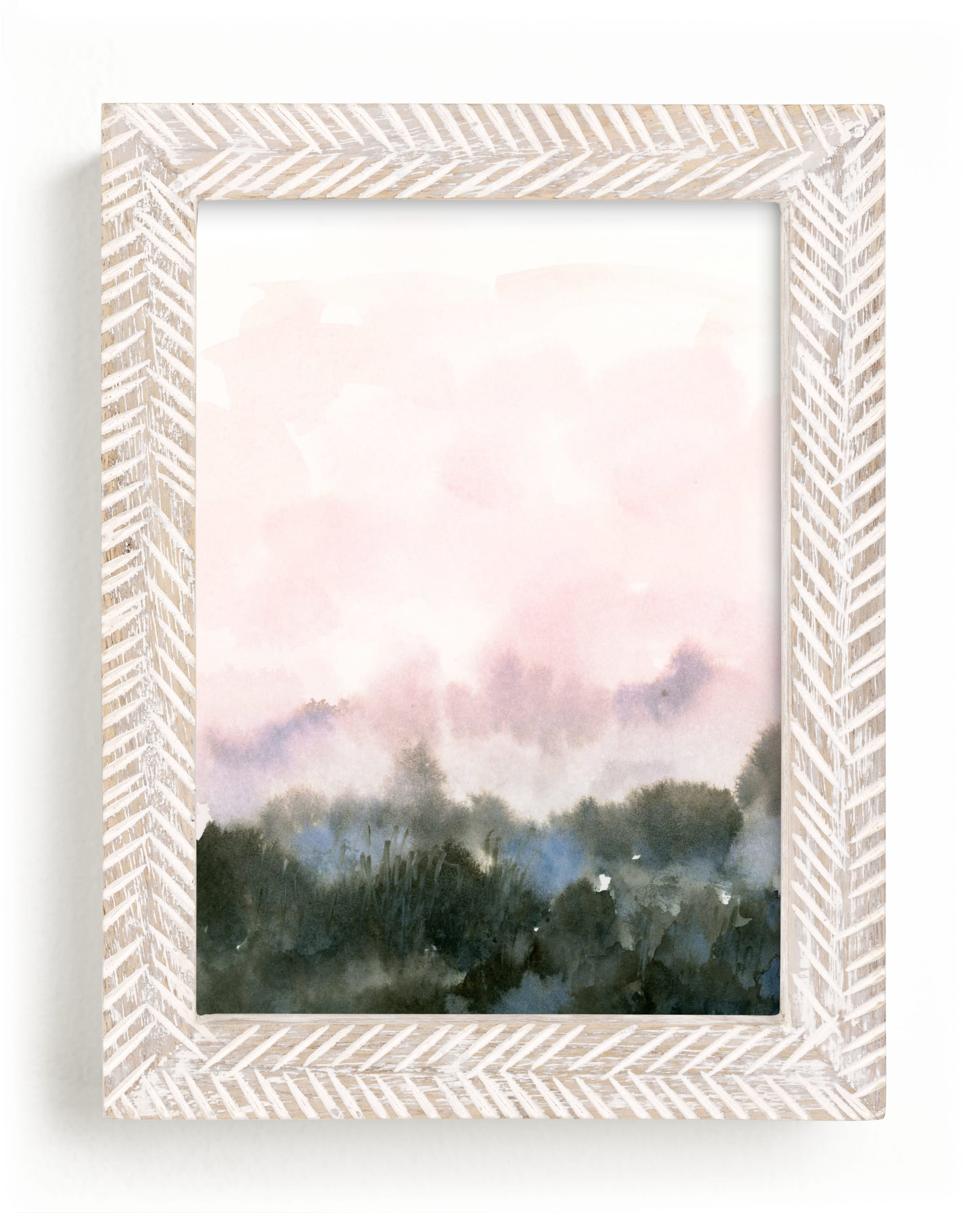 """""""Wake I"""" - Limited Edition Art Print by Lindsay Megahed in beautiful frame options and a variety of sizes."""