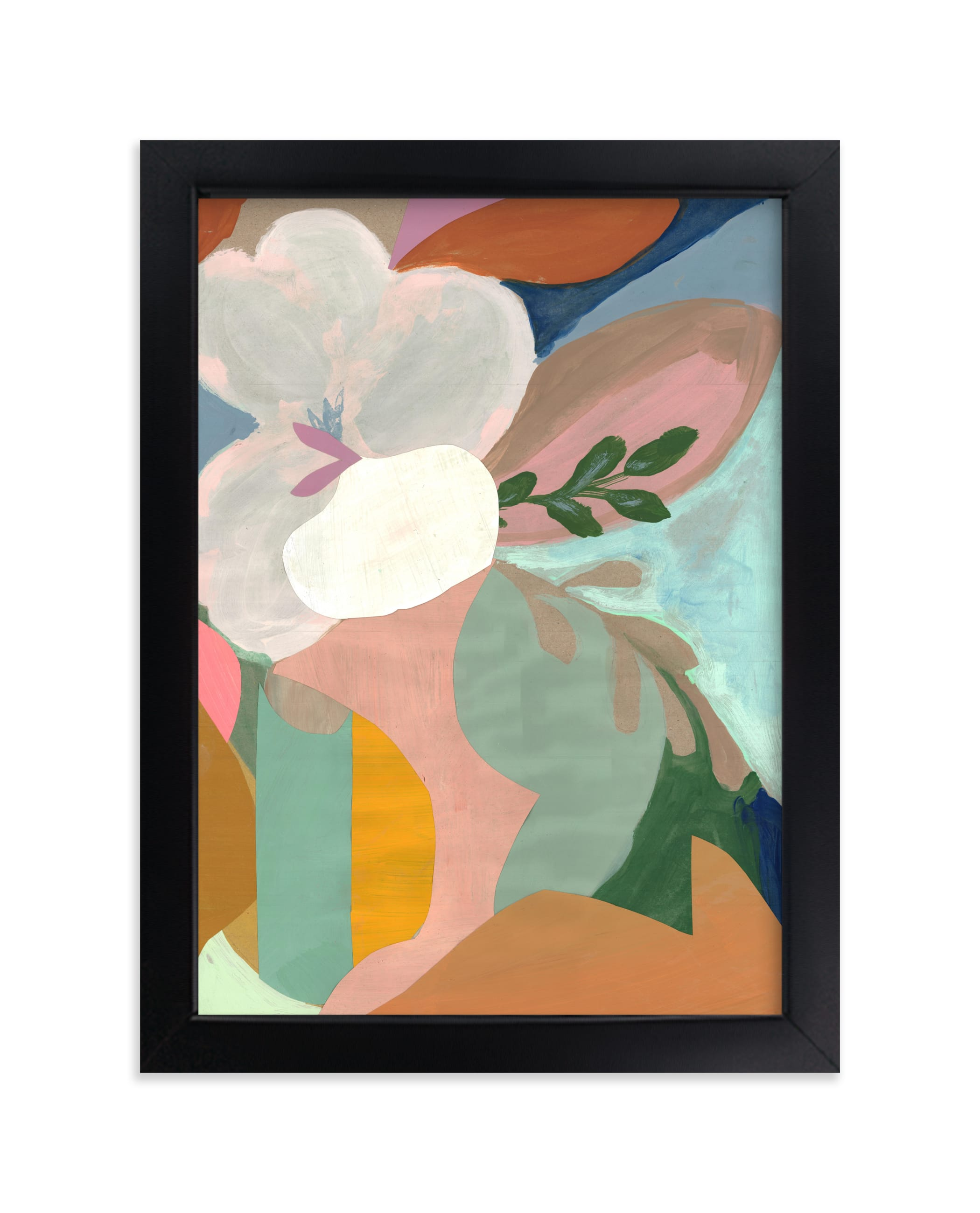 """""""Birthday Bouquet II"""" - Limited Edition Art Print by cyrille gulassa in beautiful frame options and a variety of sizes."""