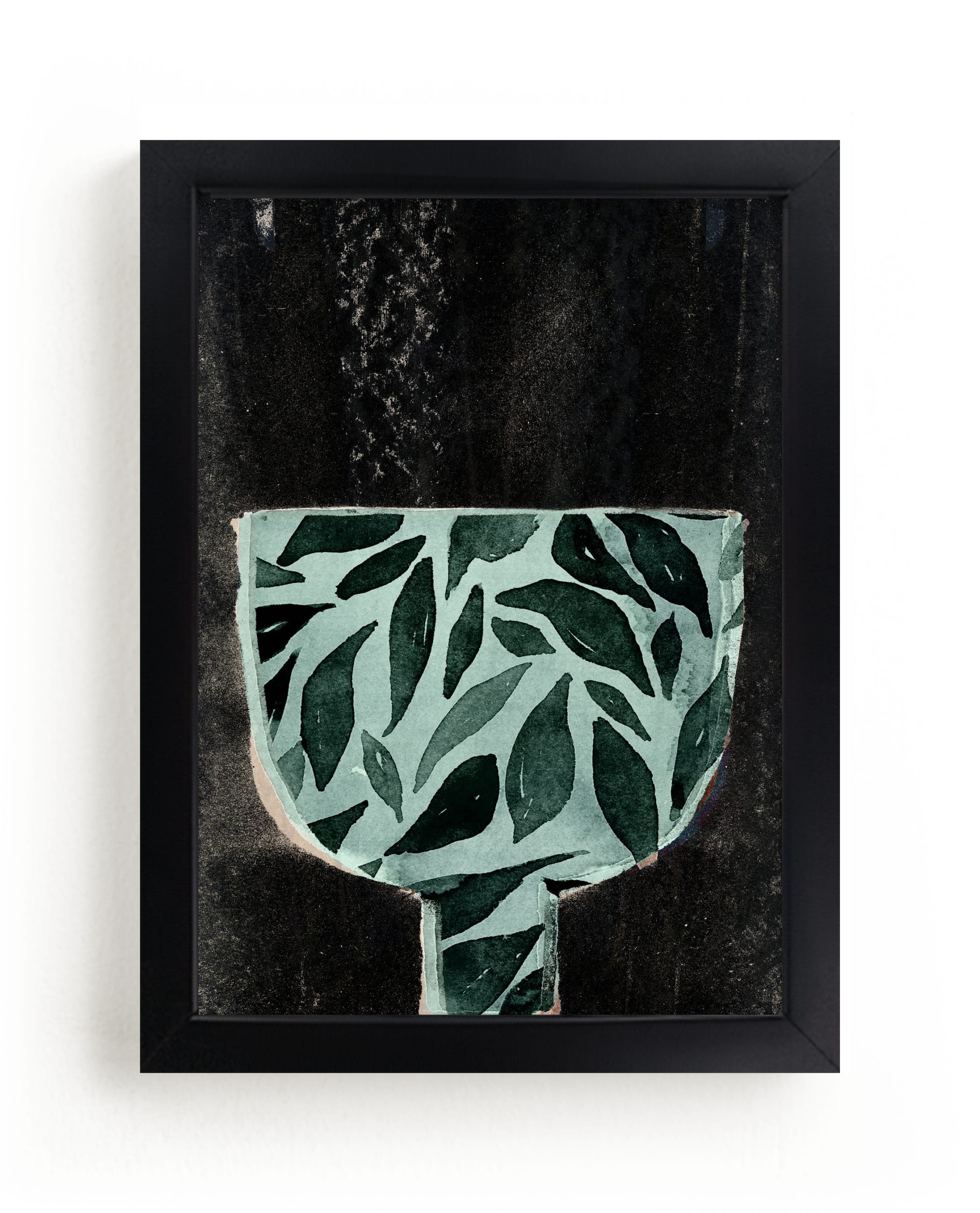 """""""Farmhouse_bowl_1"""" - Limited Edition Art Print by Bethania Lima in beautiful frame options and a variety of sizes."""