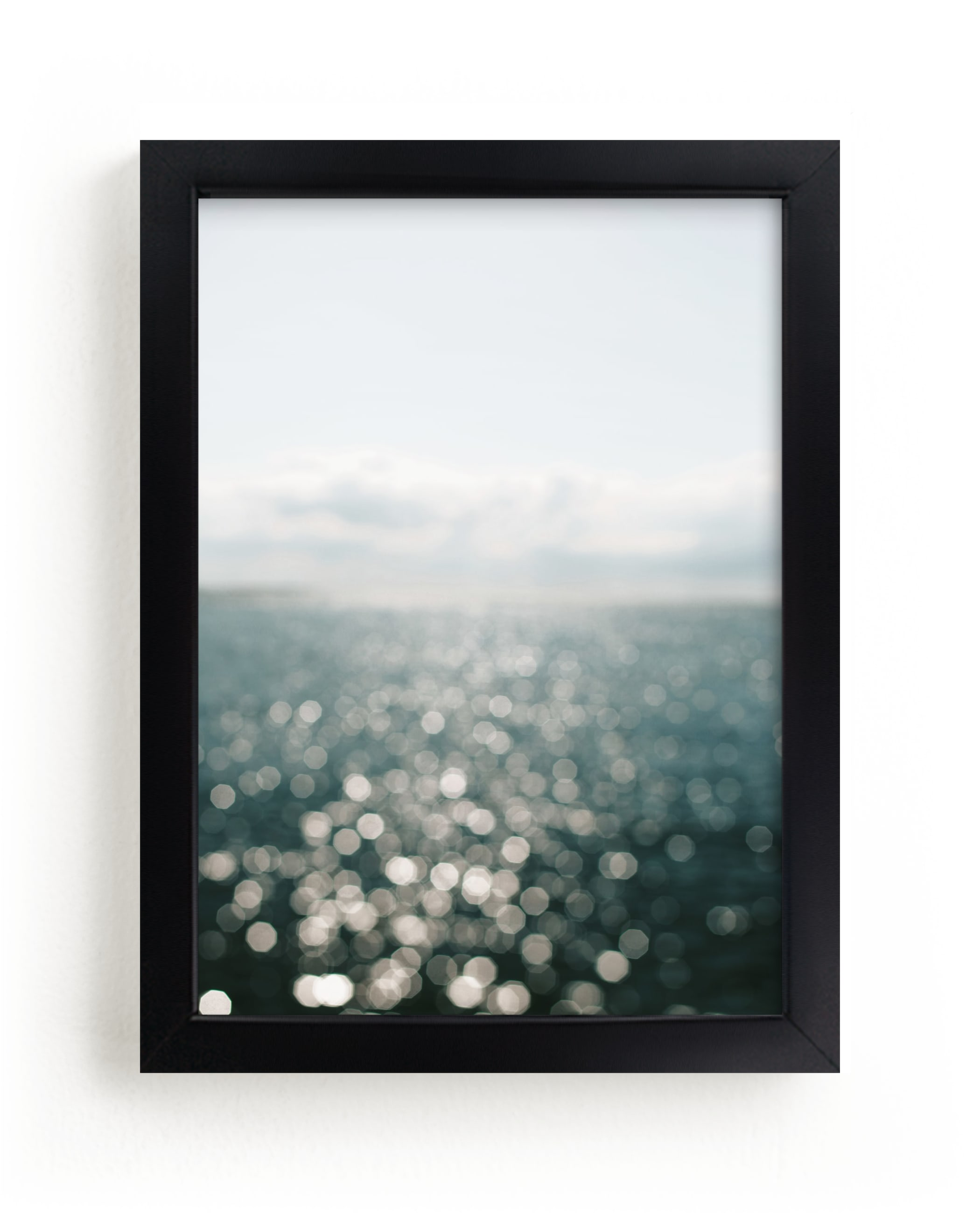 """""""Pamlico Sparkle"""" - Limited Edition Art Print by ALICIA BOCK in beautiful frame options and a variety of sizes."""