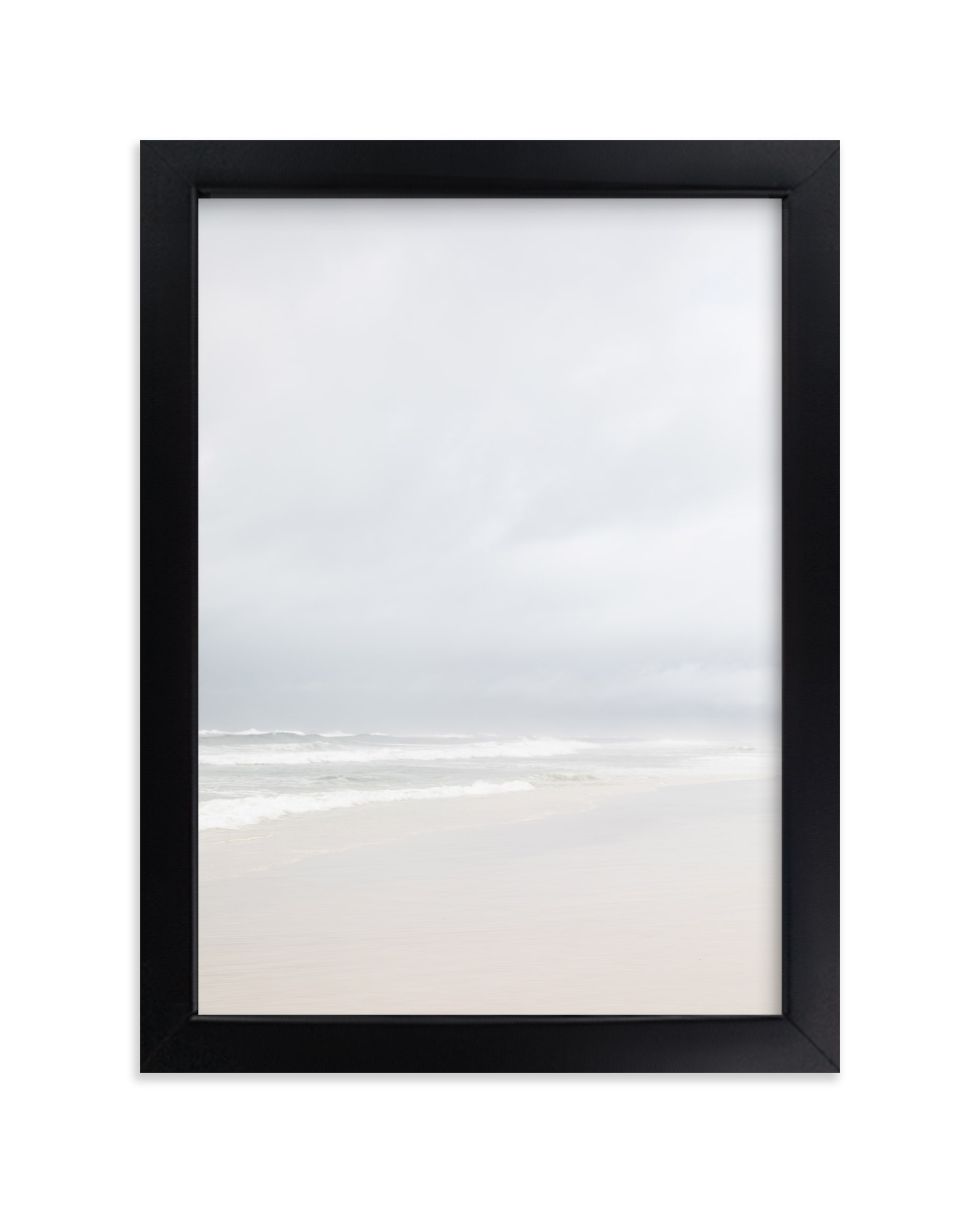"""""""coastal vibes II"""" - Limited Edition Art Print by Sara Hicks Malone in beautiful frame options and a variety of sizes."""