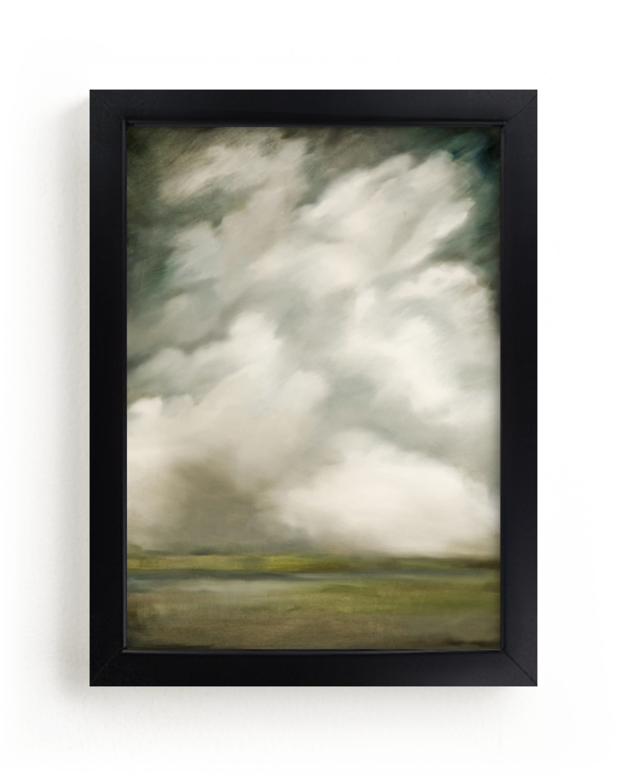 """""""Gentle Tempest"""" - Limited Edition Art Print by Kelly Money in beautiful frame options and a variety of sizes."""