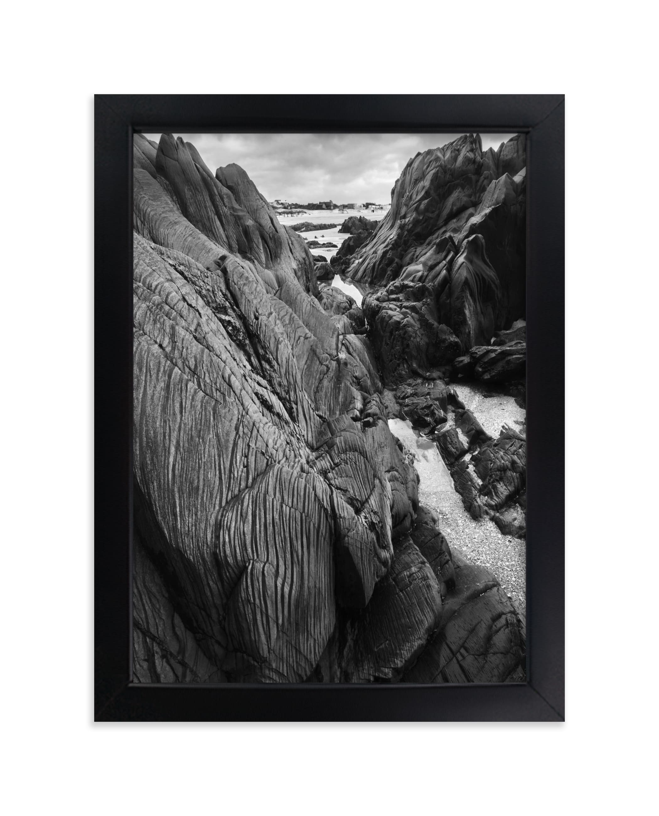 """""""Ancient rocks"""" - Limited Edition Art Print by Lucia Coppola in beautiful frame options and a variety of sizes."""