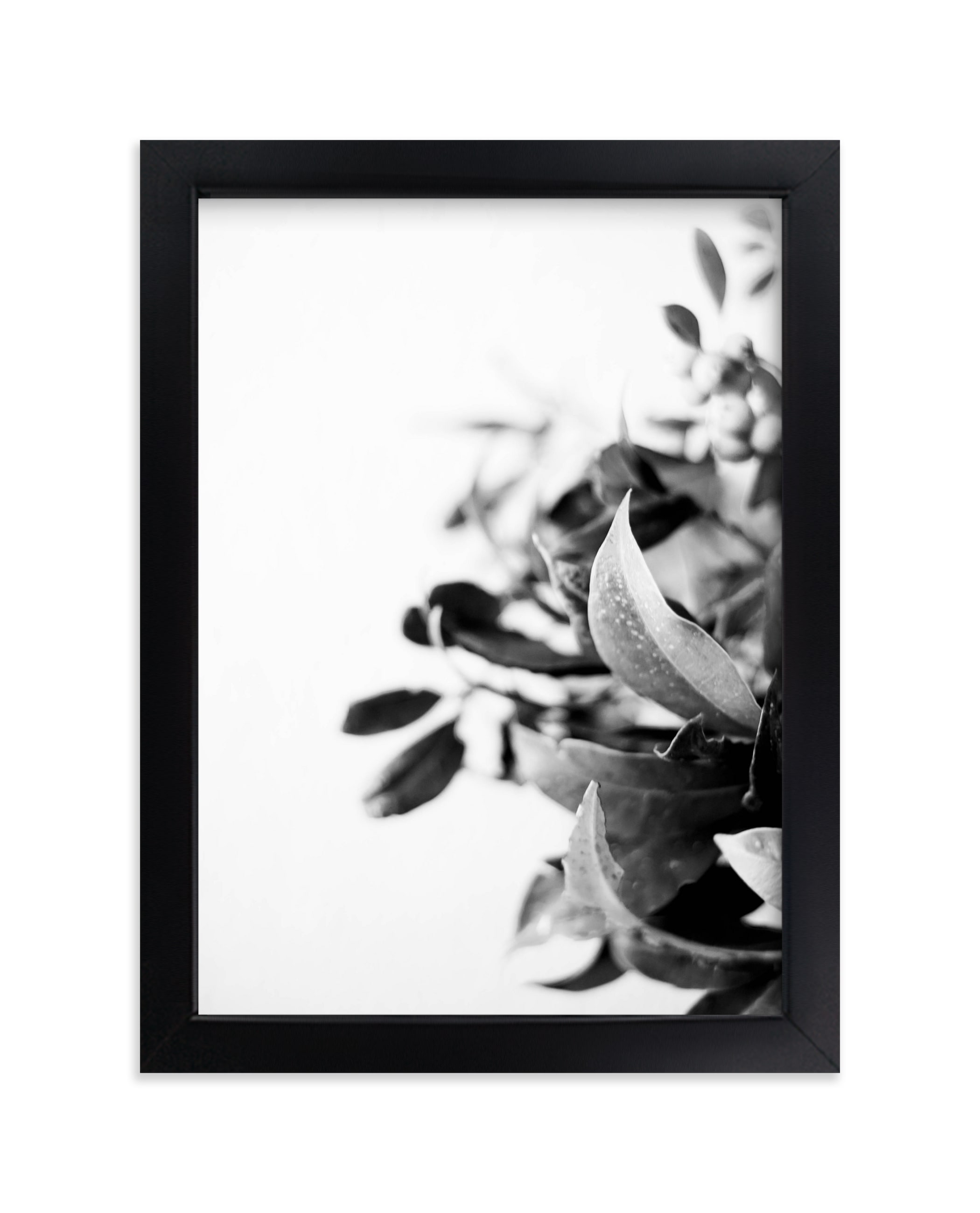 """""""Berry bouquet"""" - Limited Edition Art Print by Sharon O. in beautiful frame options and a variety of sizes."""