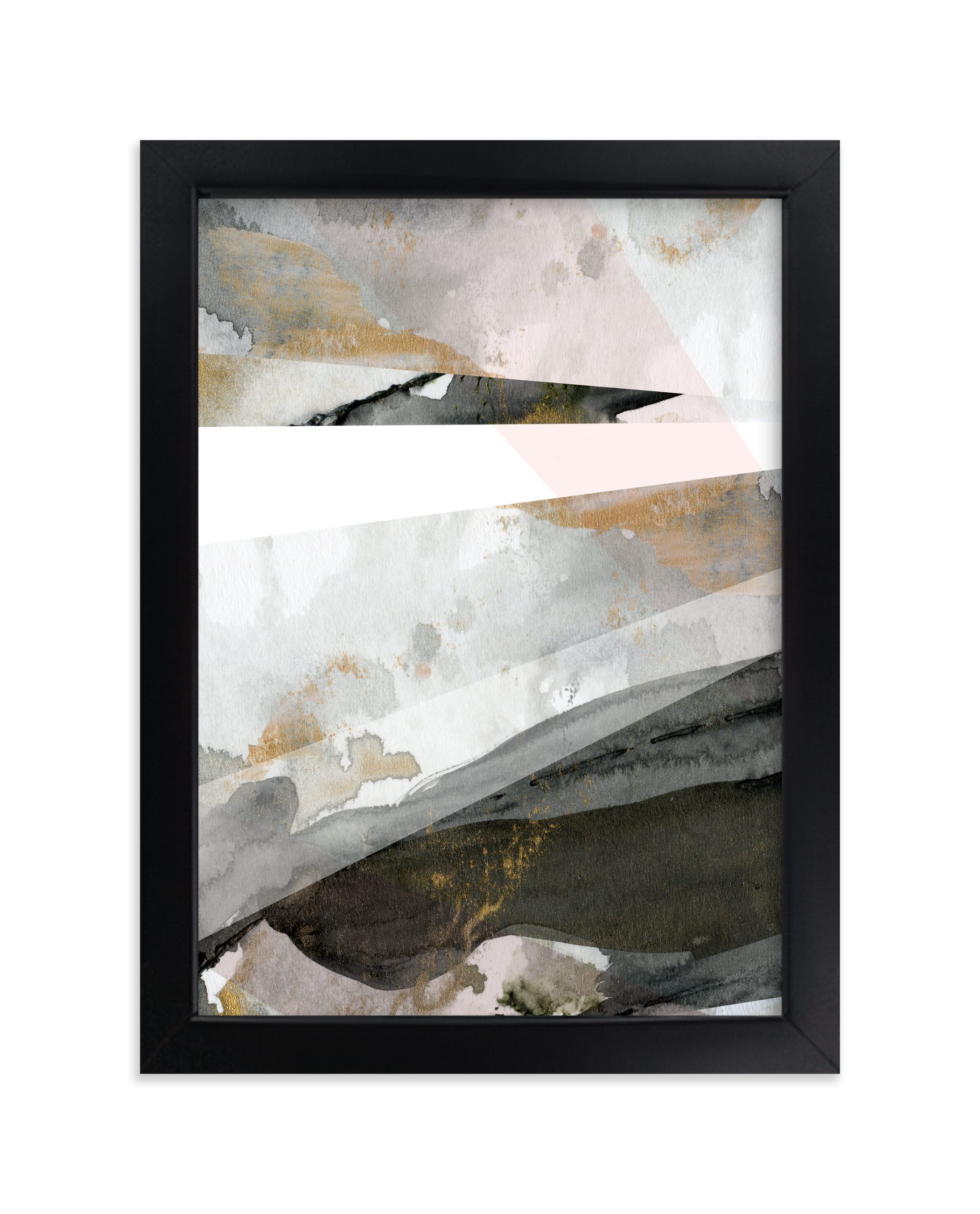 """""""Earthen"""" - Limited Edition Art Print by Melanie Severin in beautiful frame options and a variety of sizes."""