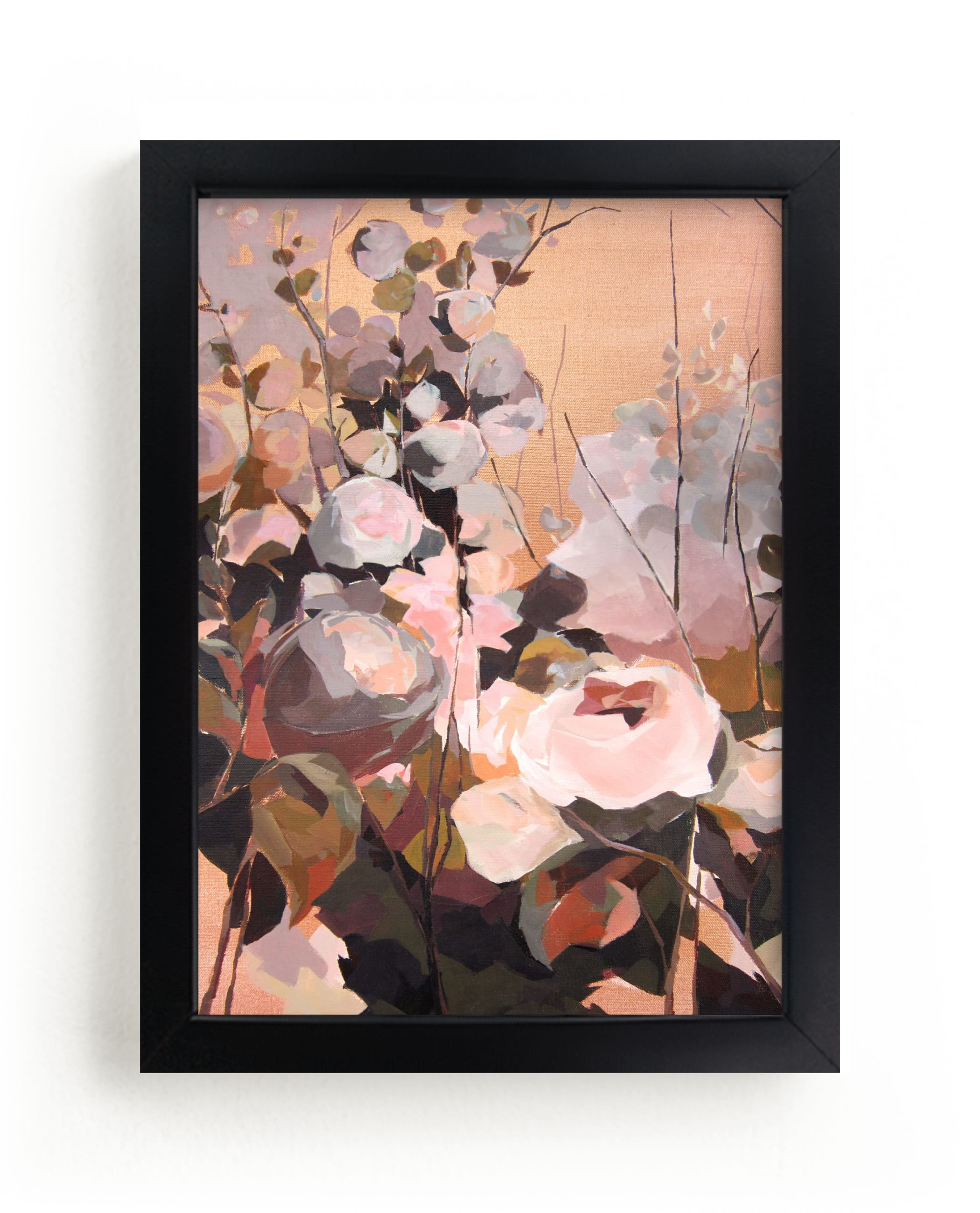 """""""Splendor"""" - Limited Edition Art Print by Jess Franks in beautiful frame options and a variety of sizes."""