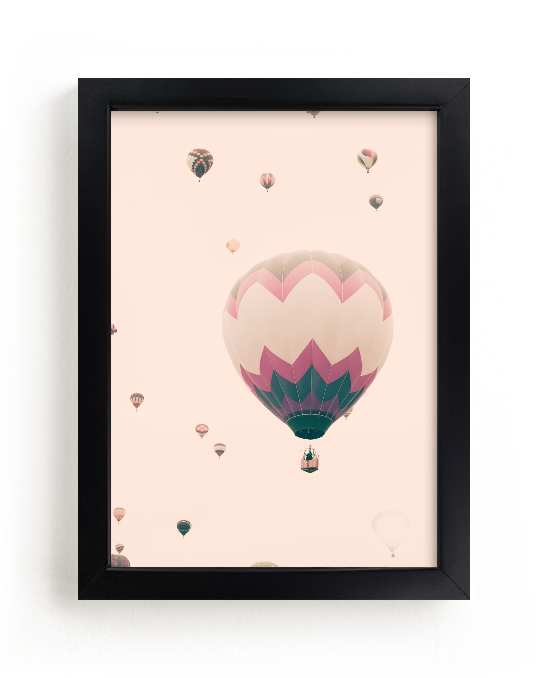 """""""To The Stars"""" - Limited Edition Art Print by Caroline Mint in beautiful frame options and a variety of sizes."""