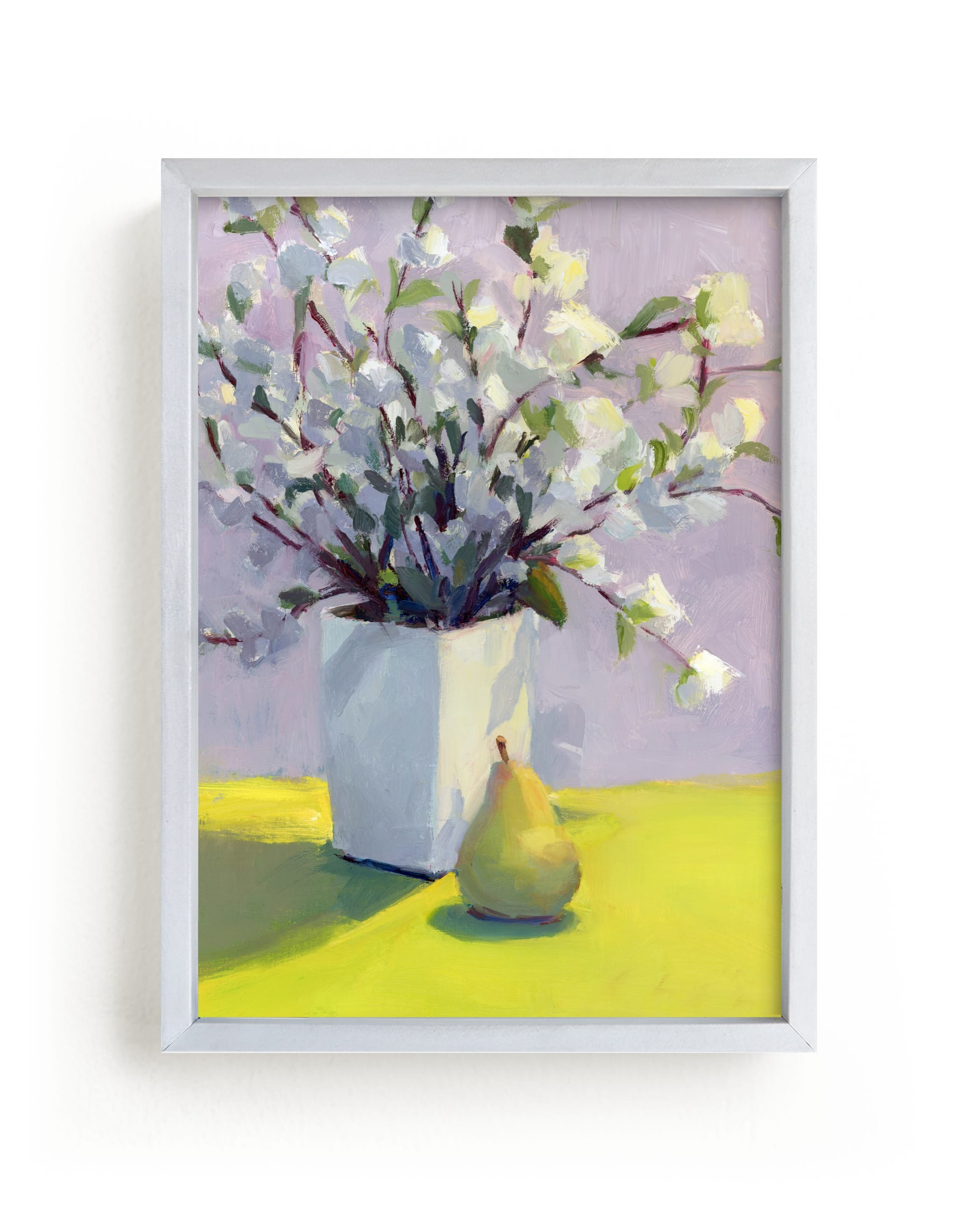"""""""Ripe For Summer"""" - Limited Edition Art Print by sue prue in beautiful frame options and a variety of sizes."""