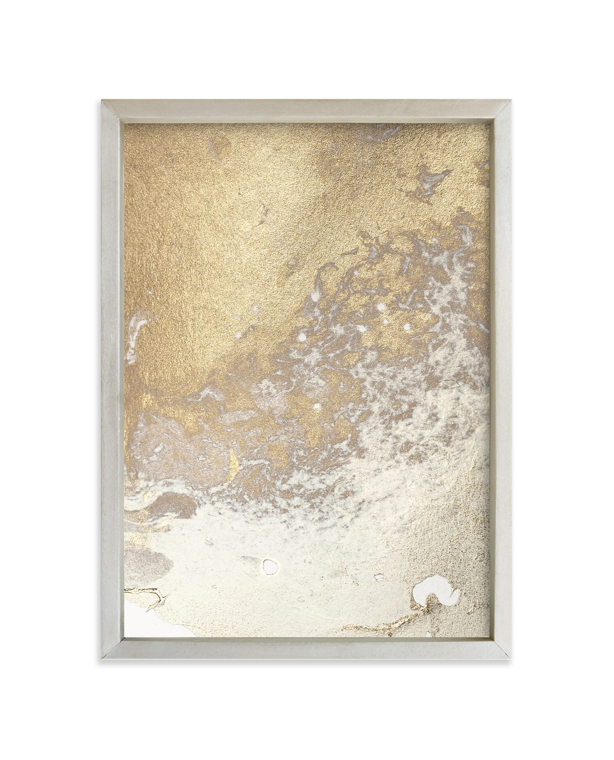 """""""Aurum Sand No. 3"""" - Limited Edition Art Print by Julia Contacessi in beautiful frame options and a variety of sizes."""