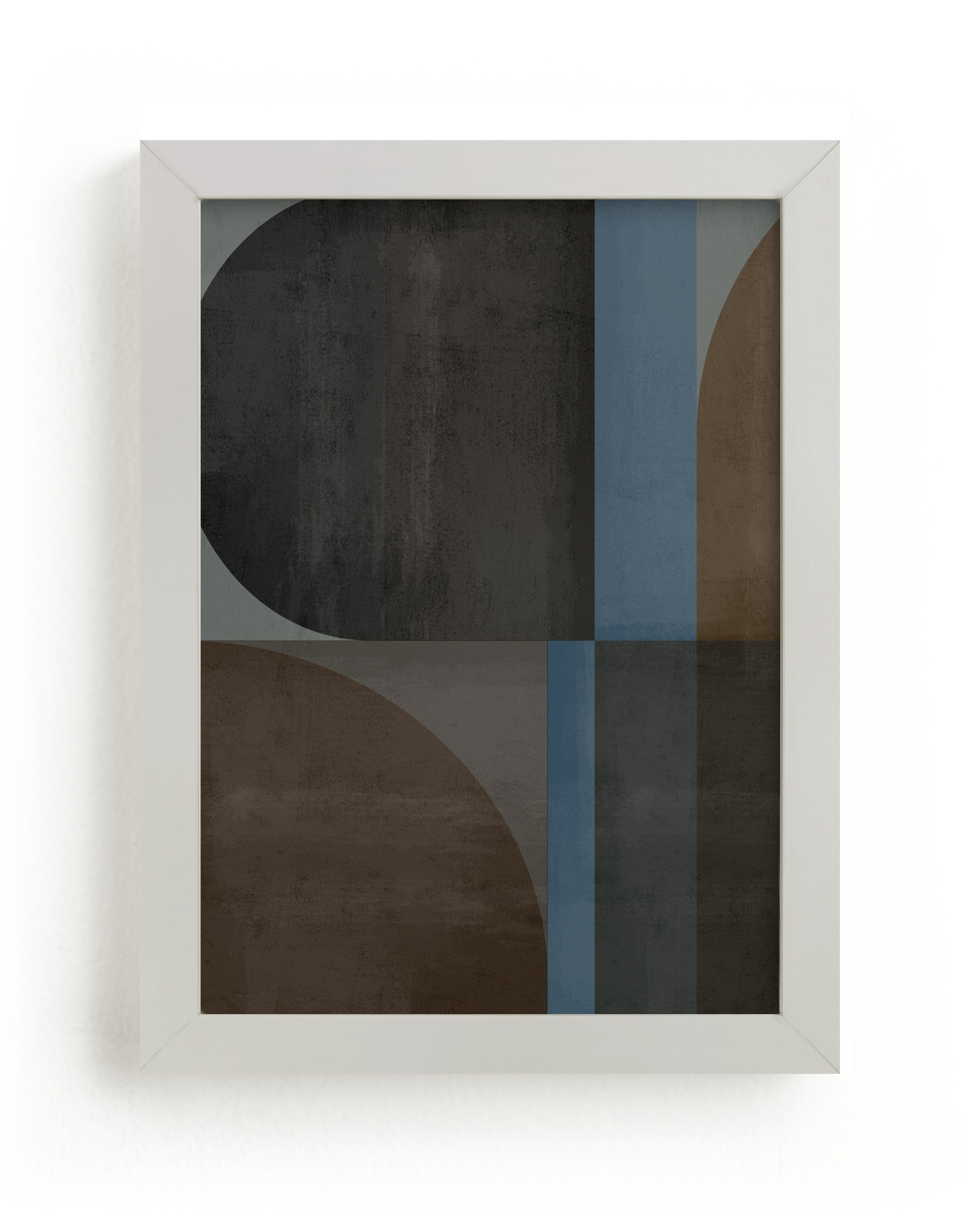 """""""mid-century mood II"""" - Limited Edition Art Print by Creo Study in beautiful frame options and a variety of sizes."""