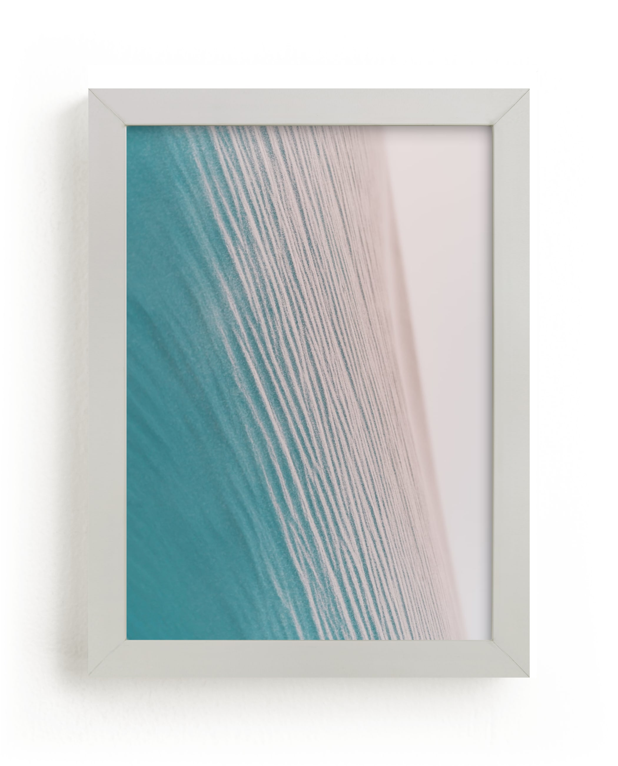 """""""Striations"""" - Limited Edition Art Print by Courtney Crane in beautiful frame options and a variety of sizes."""