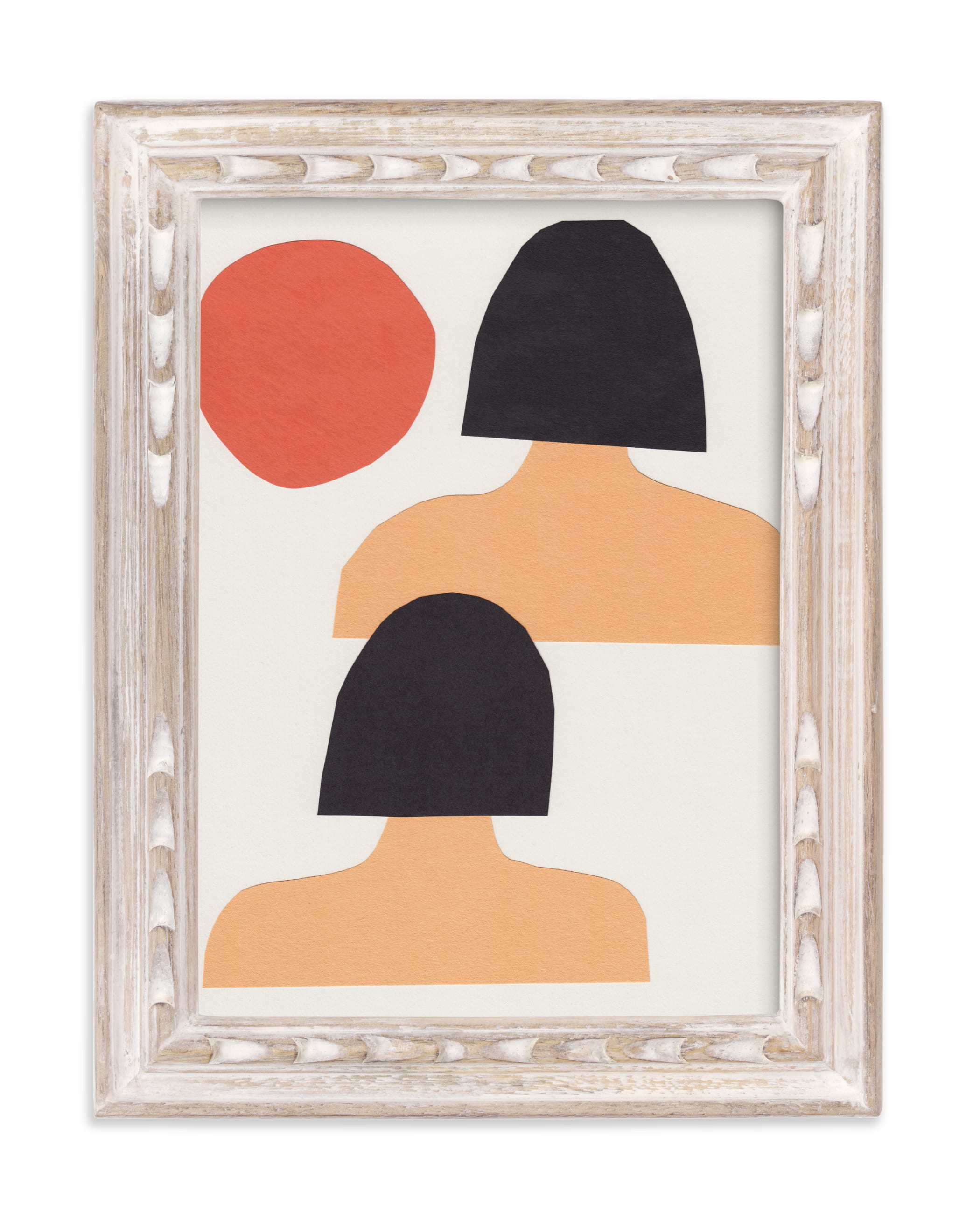 """""""Two Sisters"""" - Limited Edition Art Print by Elliot Stokes in beautiful frame options and a variety of sizes."""