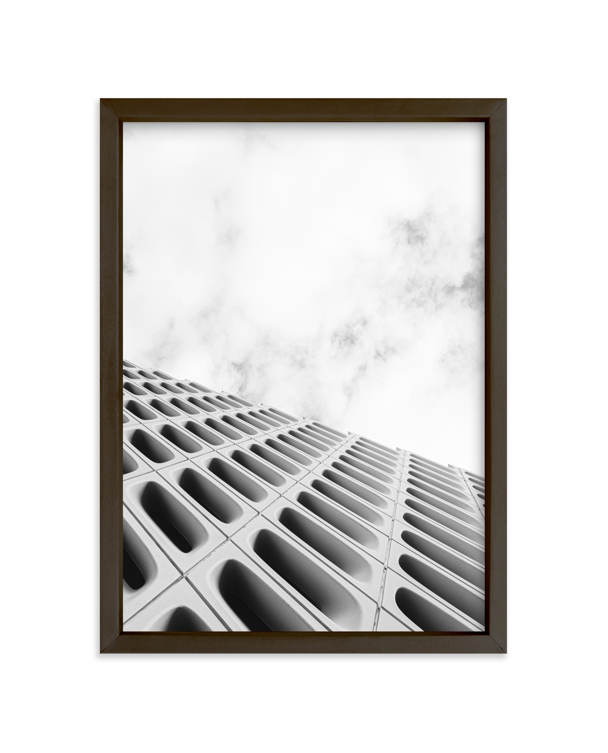 """""""Obtuse I"""" - Limited Edition Art Print by Kamala Nahas in beautiful frame options and a variety of sizes."""