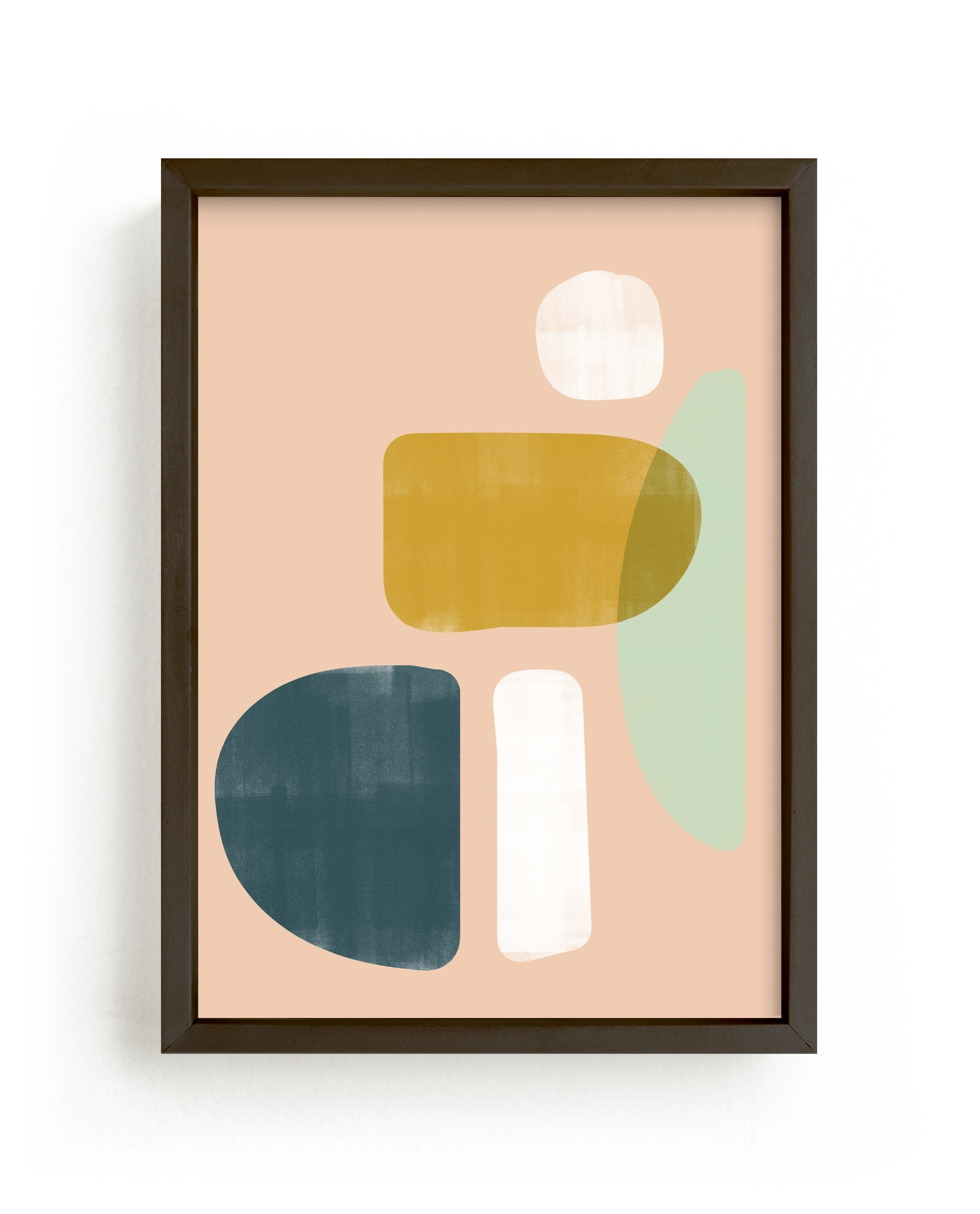 """""""balance no.2"""" - Limited Edition Art Print by Lindsay Stetson Thompson in beautiful frame options and a variety of sizes."""