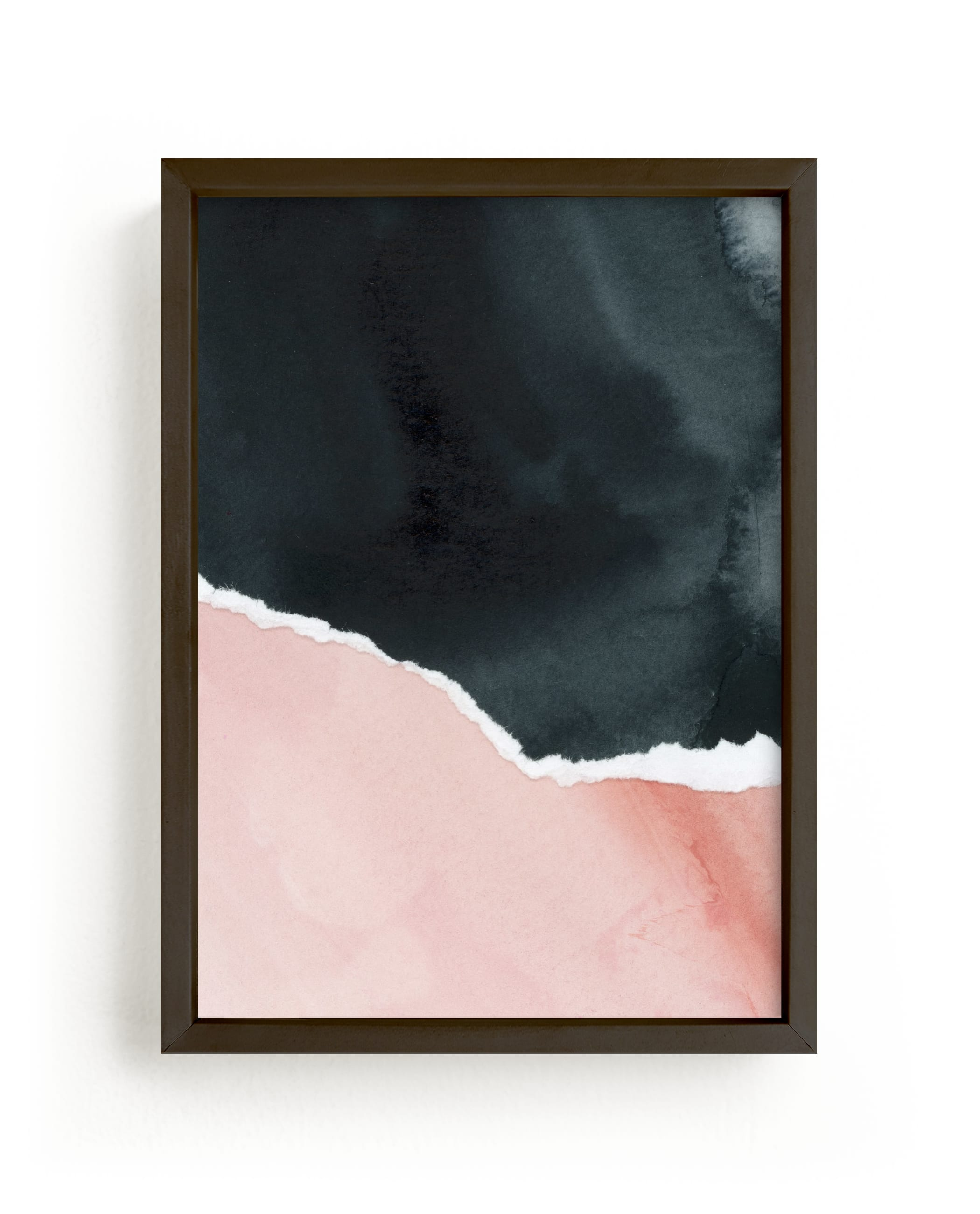 """""""Fringe"""" - Limited Edition Art Print by Lindsay Megahed in beautiful frame options and a variety of sizes."""