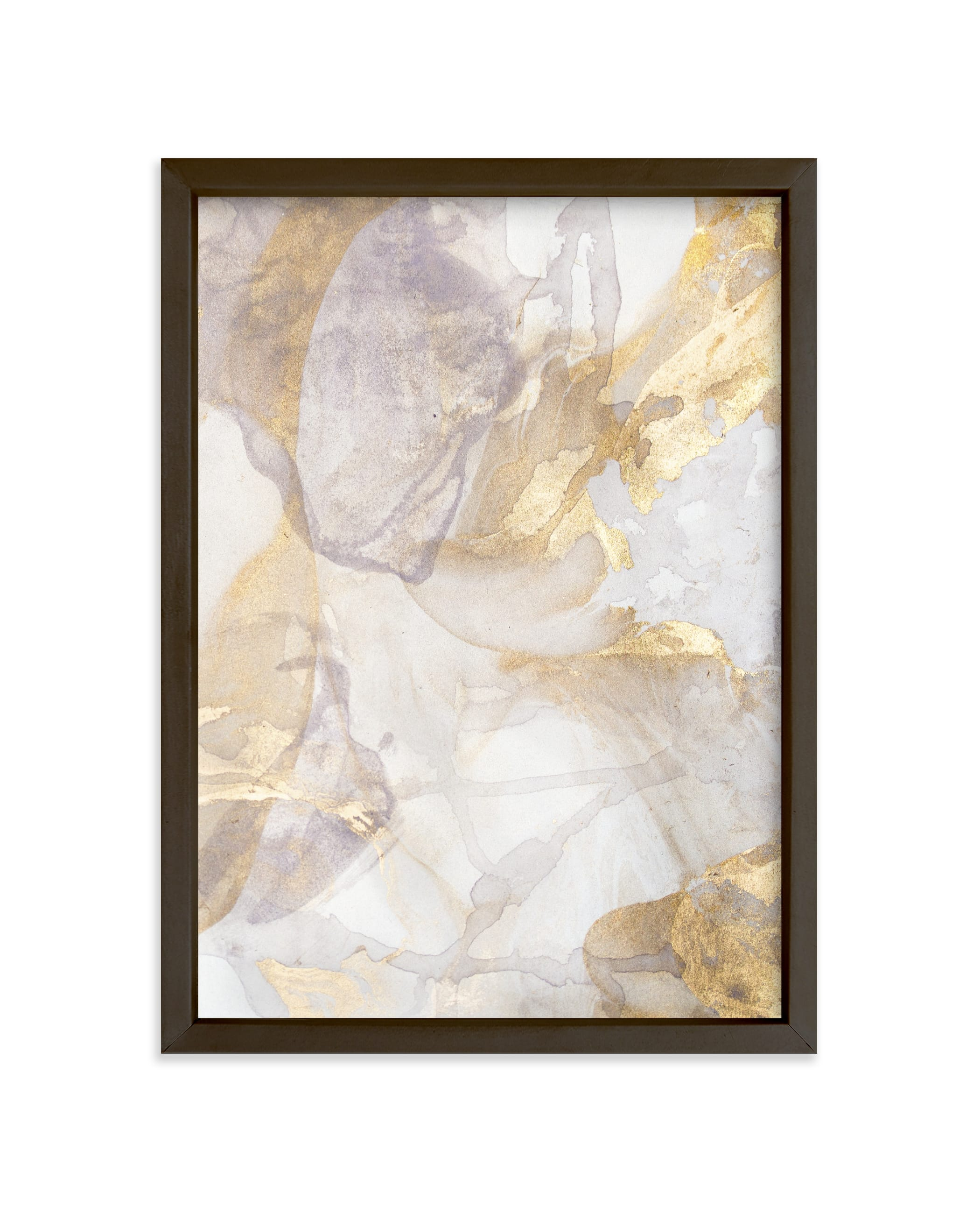 """Soft Shimmer No. 2"" - Limited Edition Art Print by Julia Contacessi in beautiful frame options and a variety of sizes."