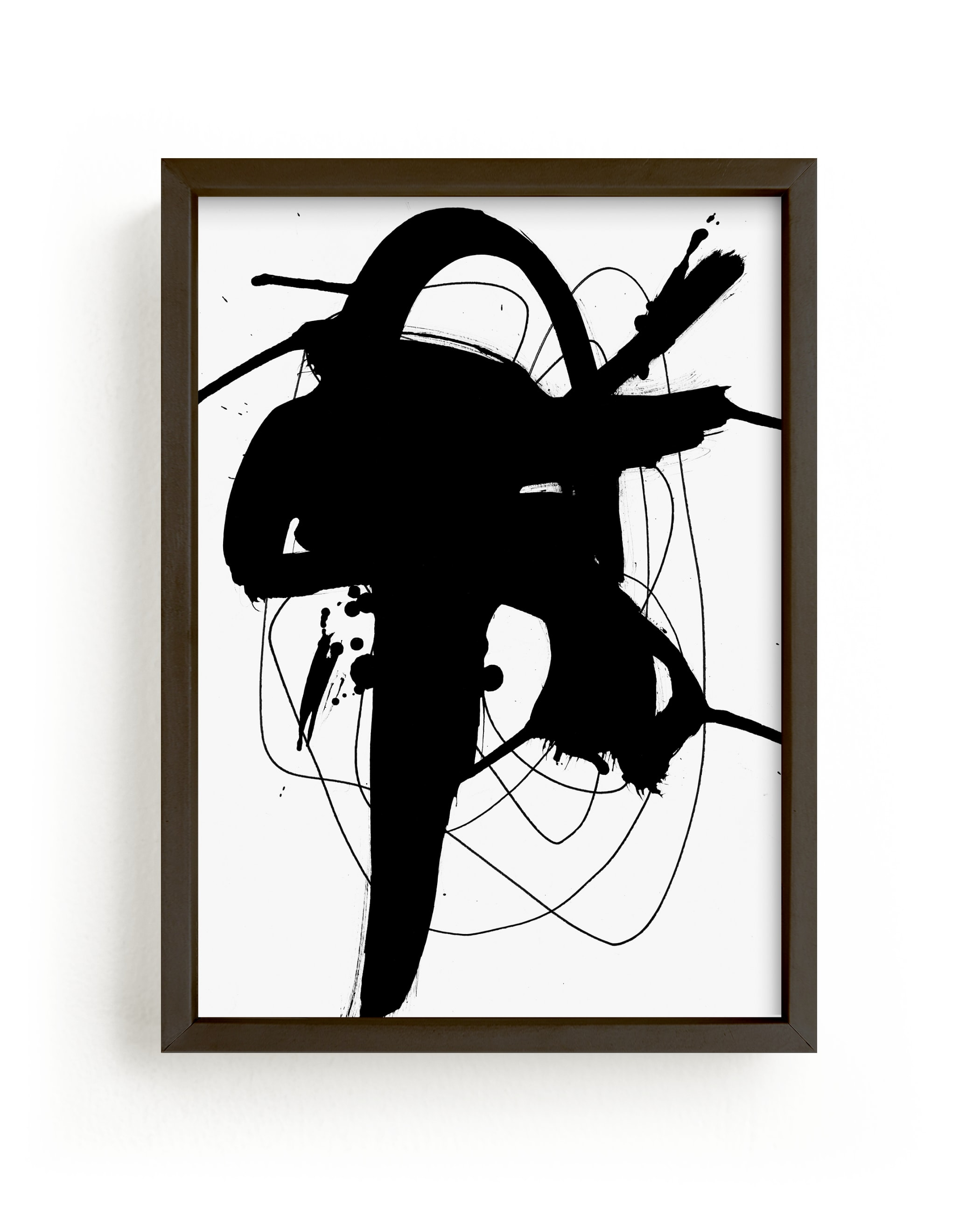 """synapse"" - Limited Edition Art Print by Ilana Greenberg in beautiful frame options and a variety of sizes."