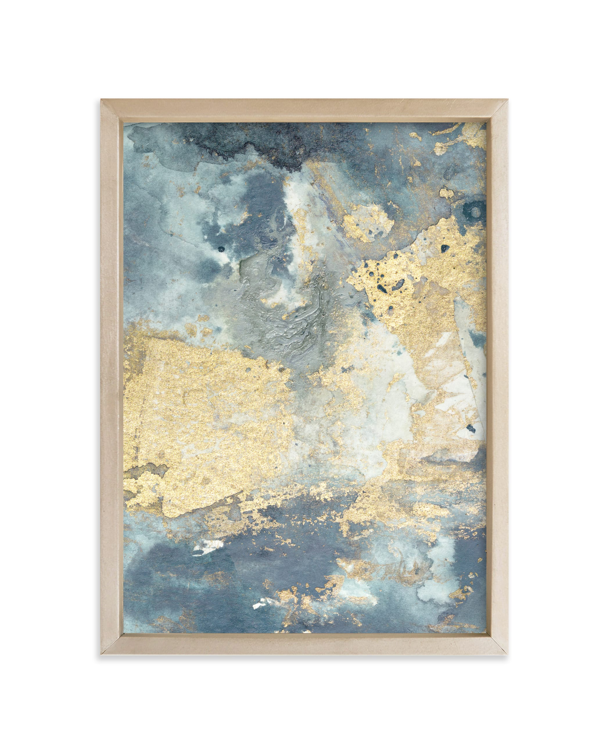 """""""Gem No. 1"""" - Limited Edition Art Print by Julia Contacessi in beautiful frame options and a variety of sizes."""