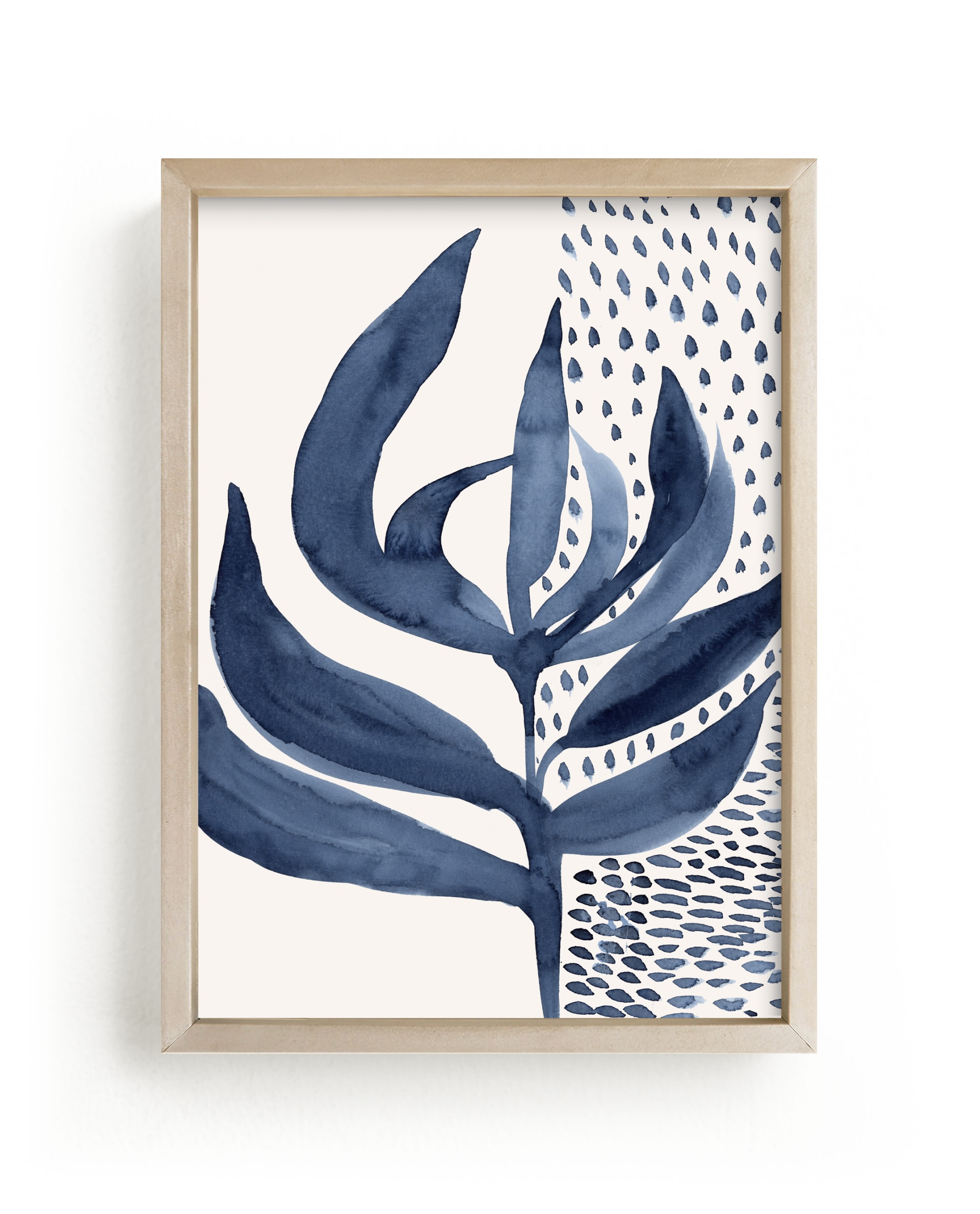 """""""Asymmetric balanced flower"""" - Limited Edition Art Print by Bethania Lima in beautiful frame options and a variety of sizes."""