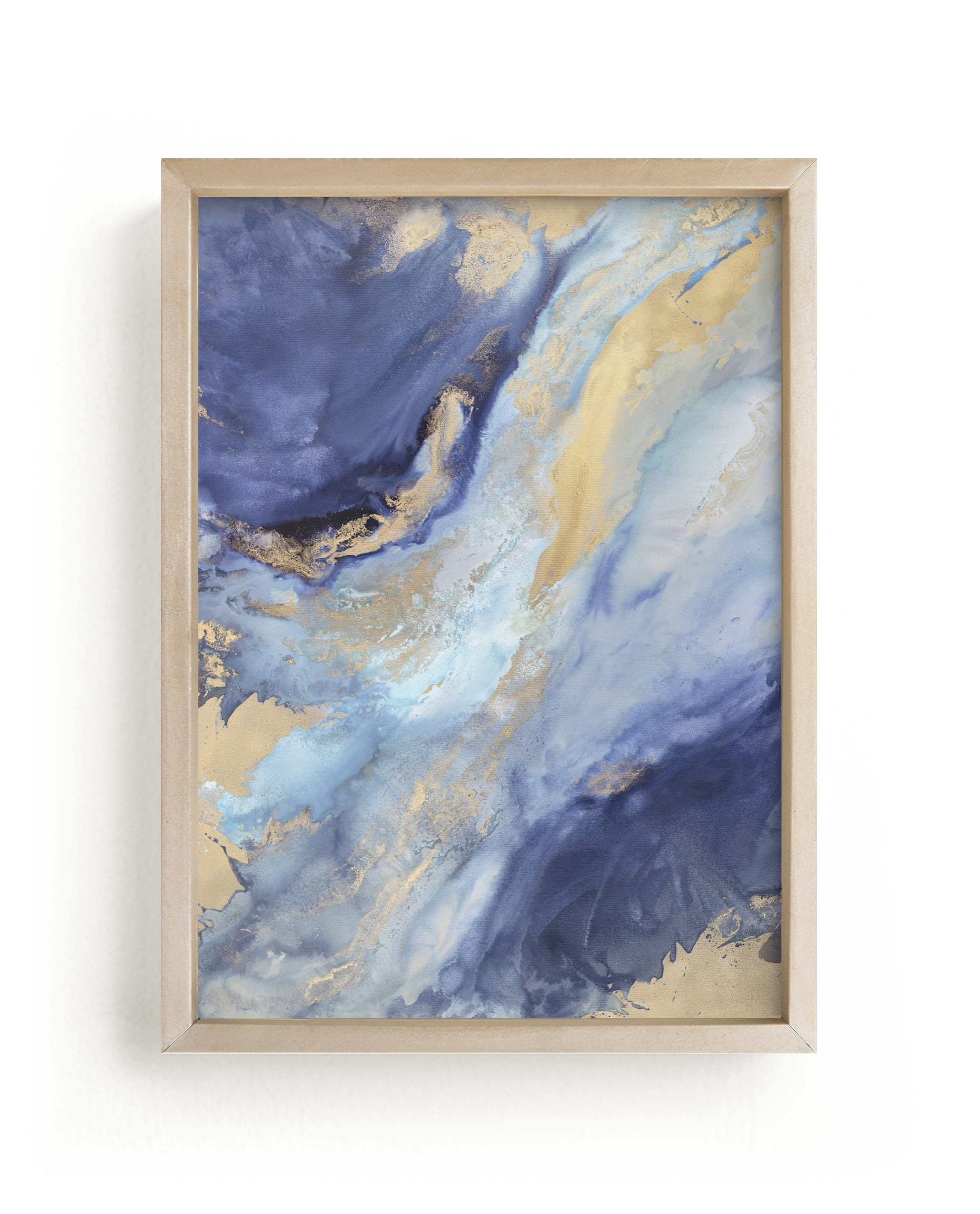 """""""Olympia Rises"""" - Limited Edition Art Print by Julia Contacessi in beautiful frame options and a variety of sizes."""