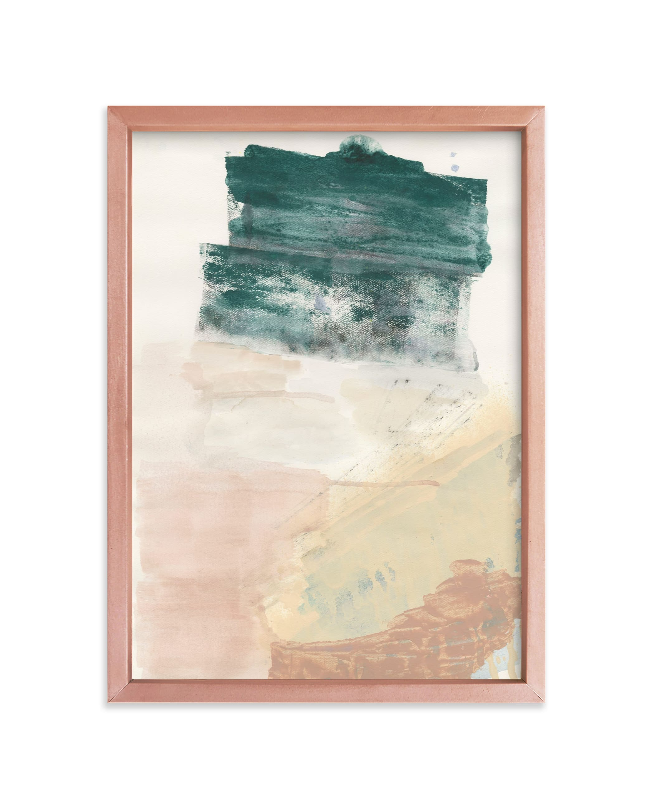 """The Layers Beneath"" - Limited Edition Art Print by Lauren Packard in beautiful frame options and a variety of sizes."
