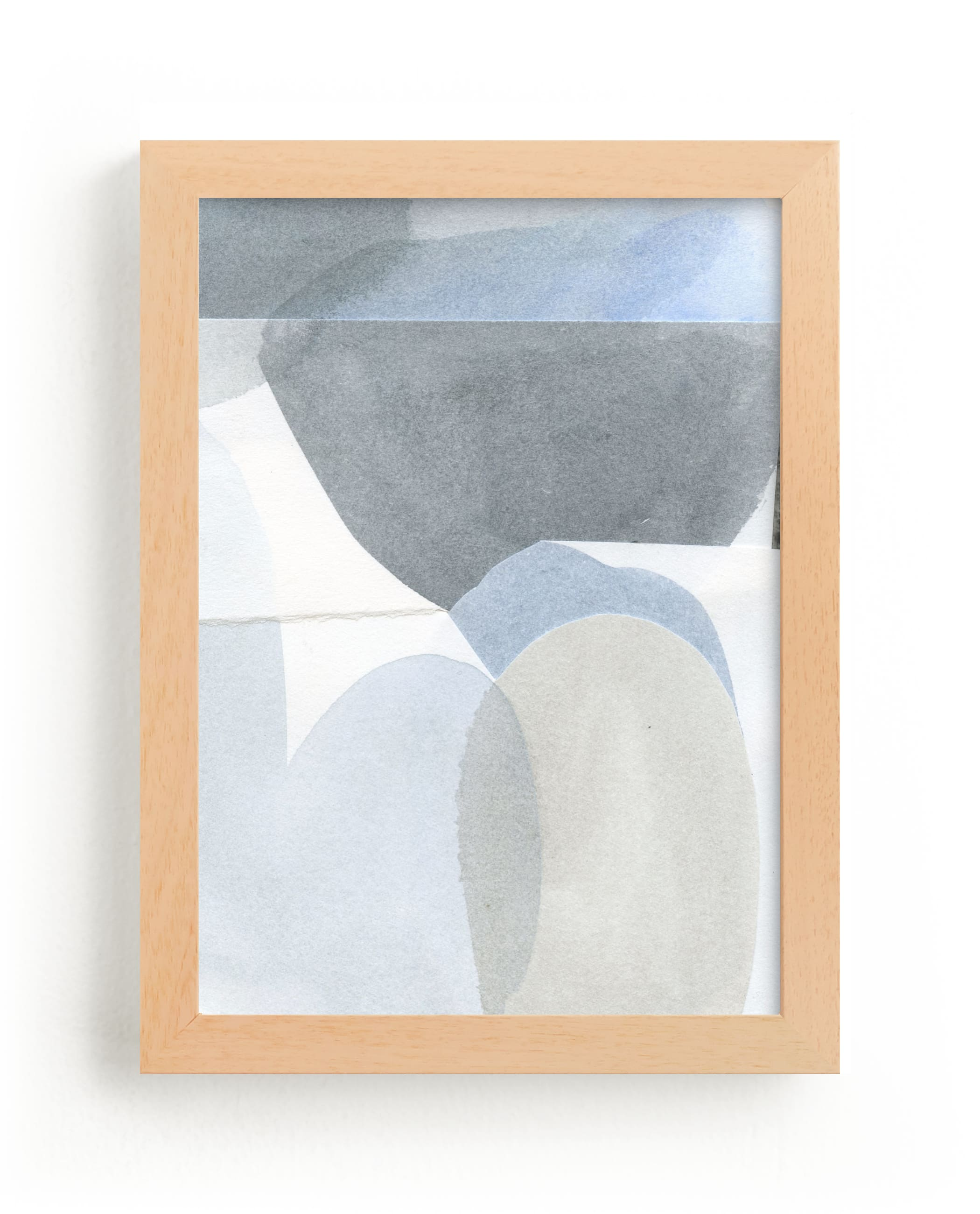 """""""Construct 3"""" - Limited Edition Art Print by Ashleigh Ninos in beautiful frame options and a variety of sizes."""