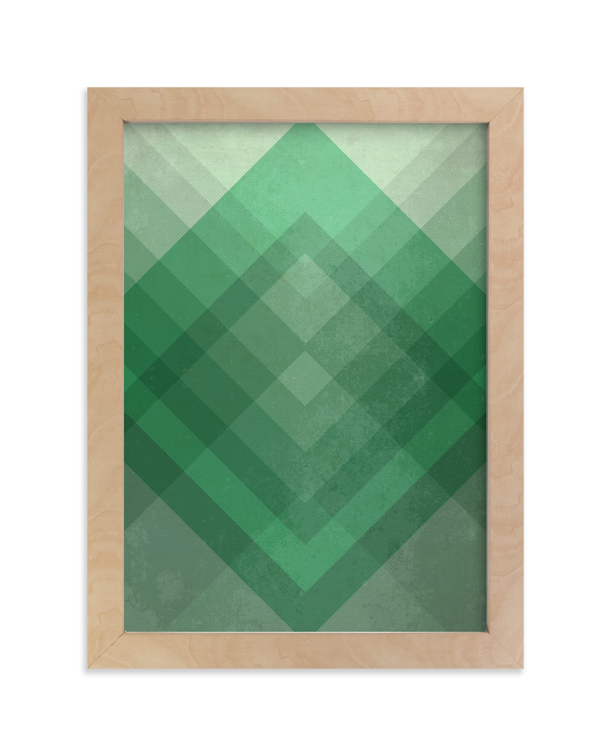 """""""Convergence"""" - Limited Edition Art Print by Jennifer Morehead in beautiful frame options and a variety of sizes."""