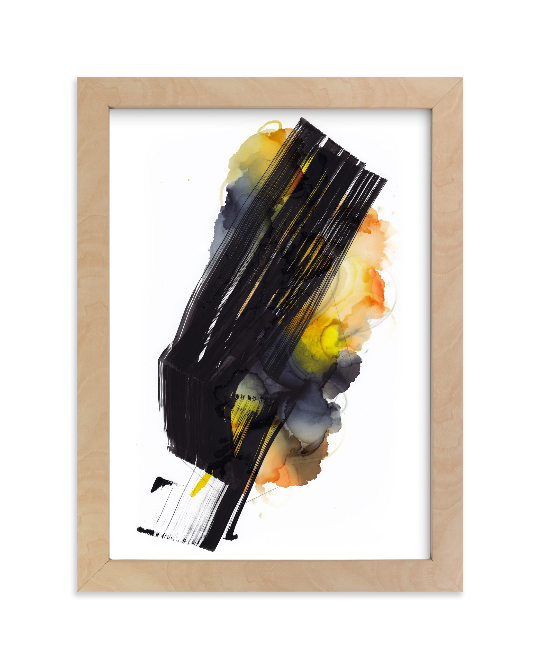 """Nebula 2"" - Limited Edition Art Print by Jaime Derringer in beautiful frame options and a variety of sizes."