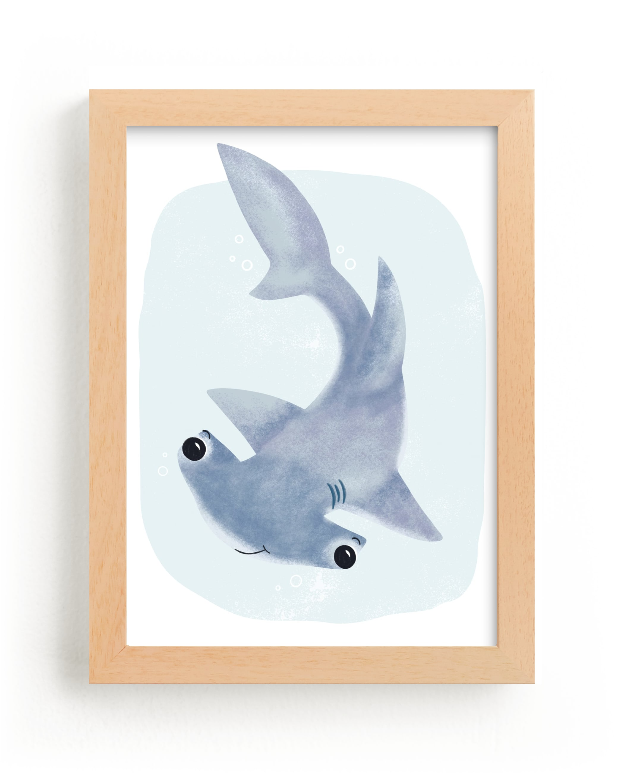 """""""Hammer Head"""" - Limited Edition Art Print by Itsy Belle Studio in beautiful frame options and a variety of sizes."""
