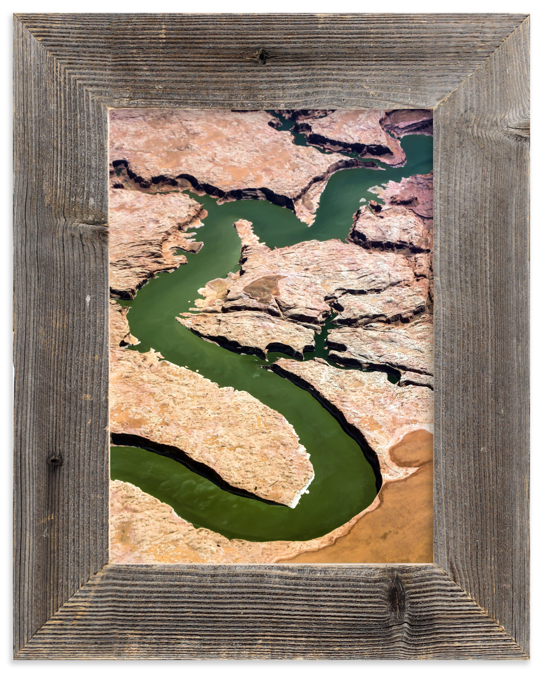 """The Grand Canyon"" - Limited Edition Art Print by Elena Kulikova in beautiful frame options and a variety of sizes."