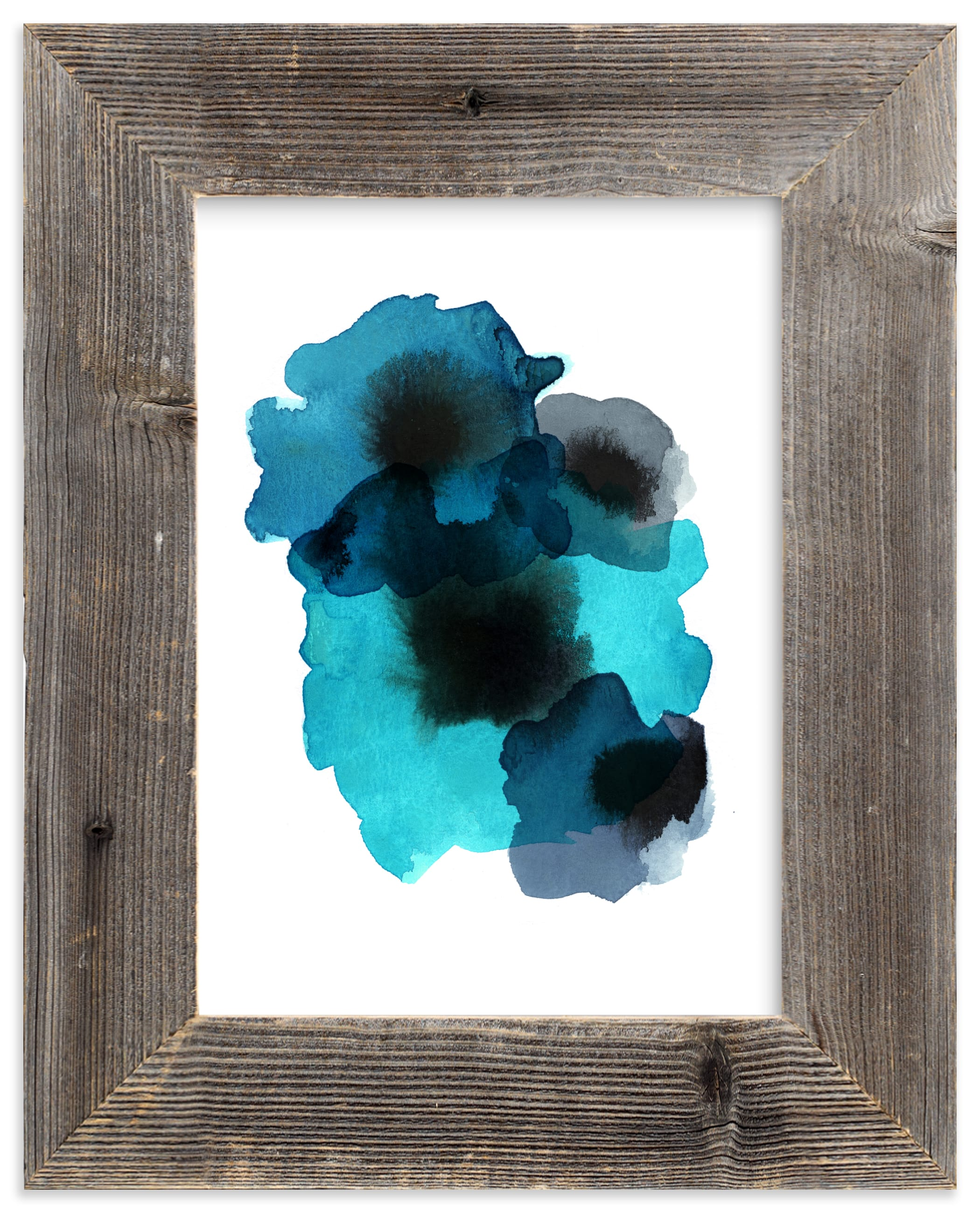 """""""Poppy Passion"""" - Limited Edition Art Print by Simona Camp in beautiful frame options and a variety of sizes."""